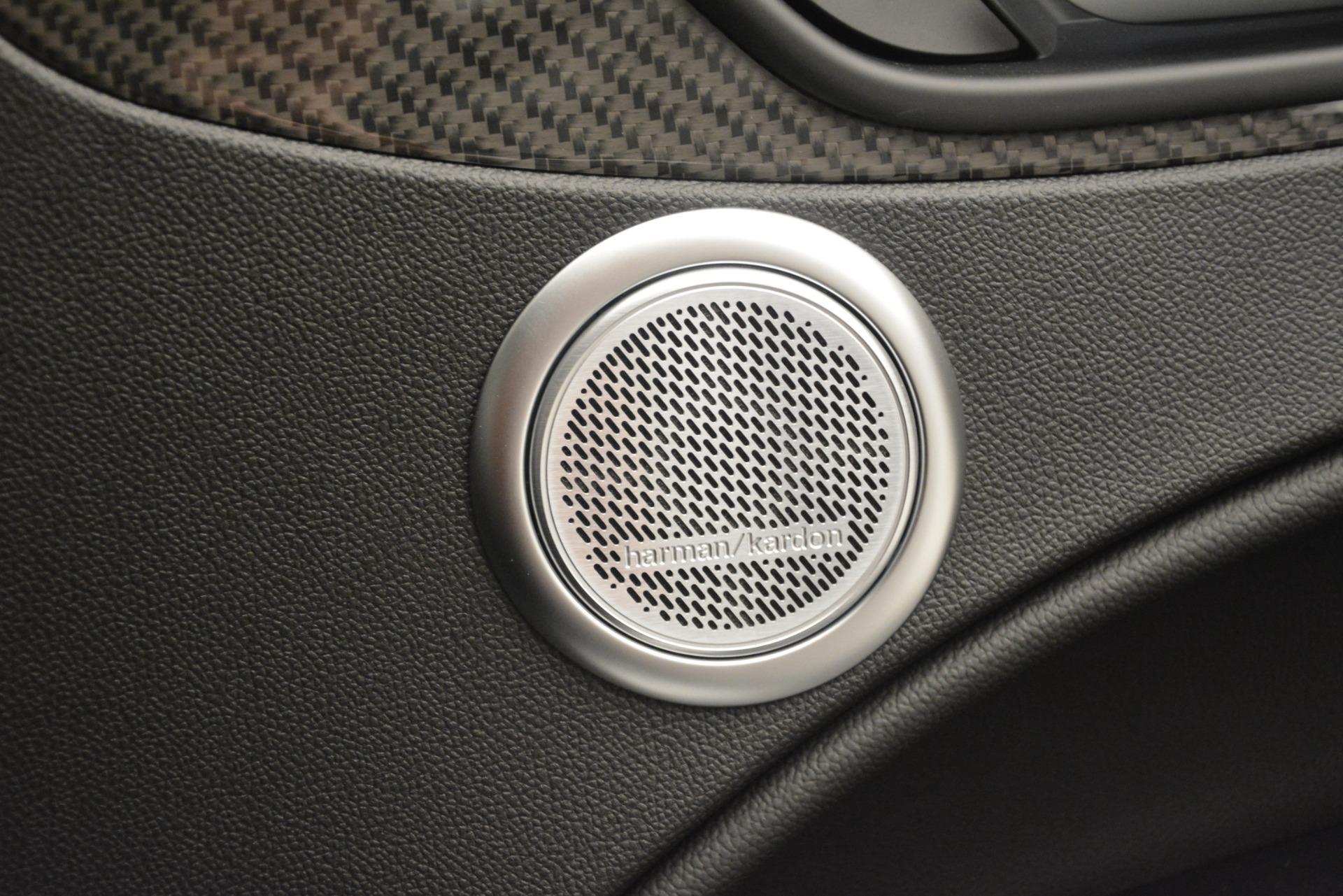 New 2019 Alfa Romeo Stelvio Quadrifoglio For Sale In Greenwich, CT 3037_p32