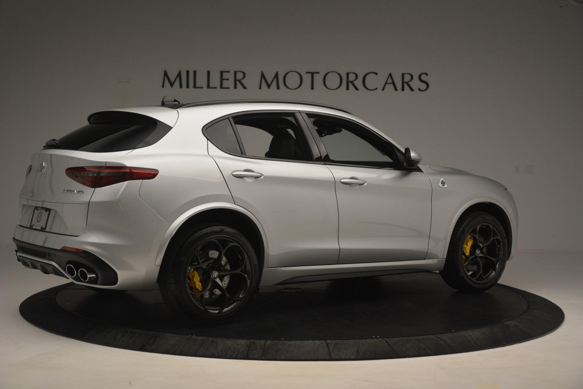 New 2019 Alfa Romeo Stelvio Quadrifoglio For Sale In Greenwich, CT 3037_p8