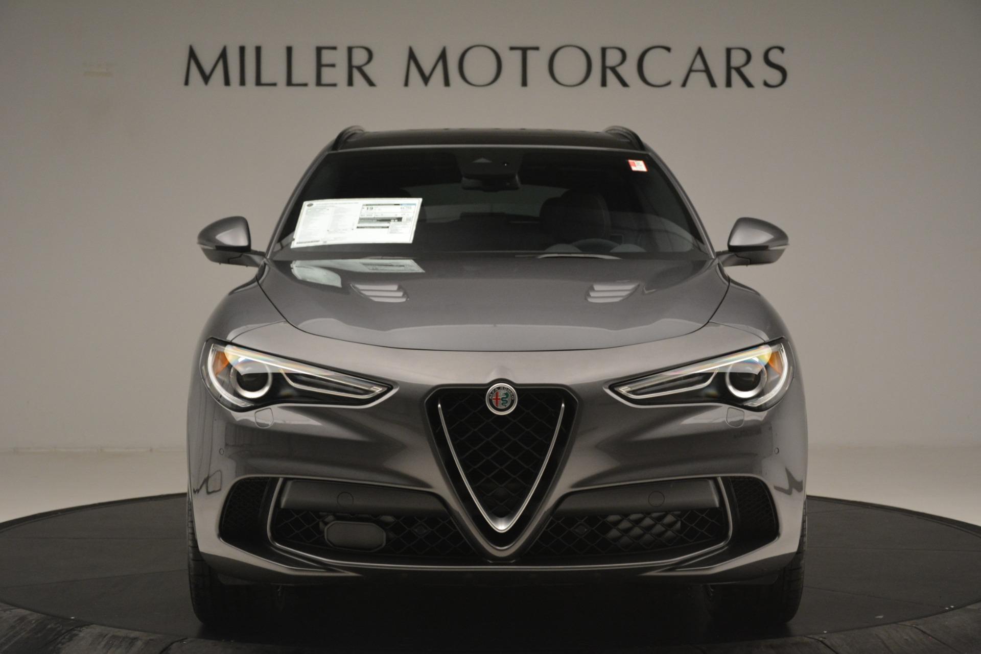 New 2019 Alfa Romeo Stelvio Quadrifoglio For Sale In Greenwich, CT 3038_p12