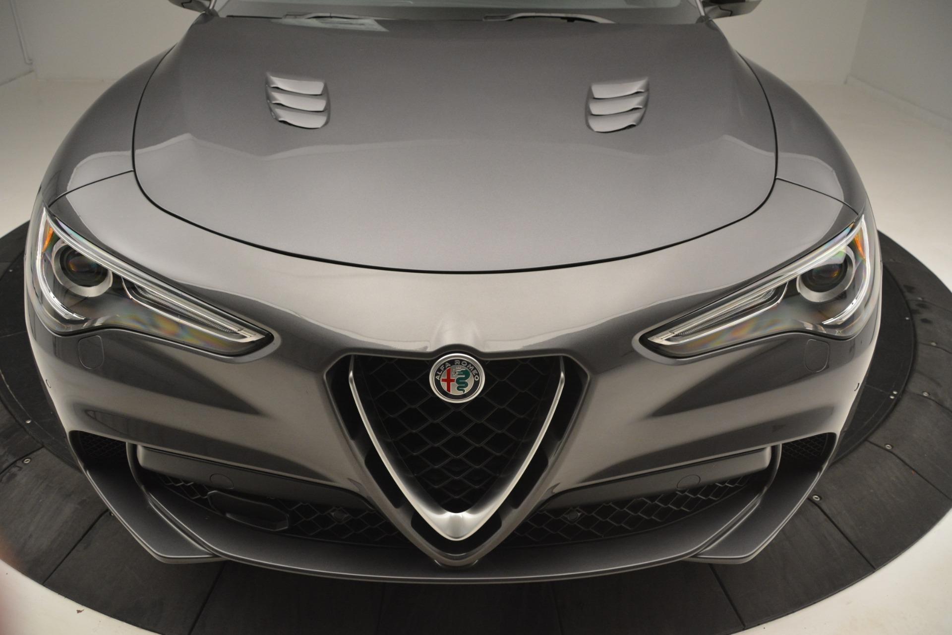 New 2019 Alfa Romeo Stelvio Quadrifoglio For Sale In Greenwich, CT 3038_p13