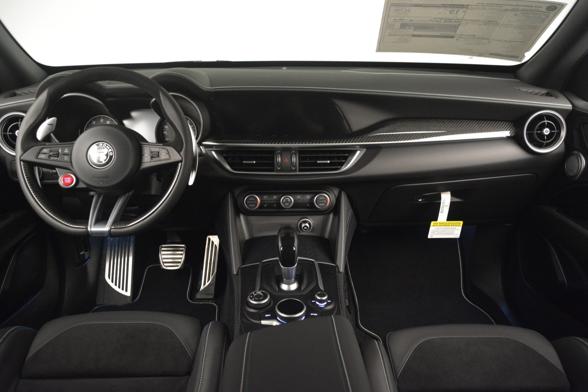 New 2019 Alfa Romeo Stelvio Quadrifoglio For Sale In Greenwich, CT 3038_p17