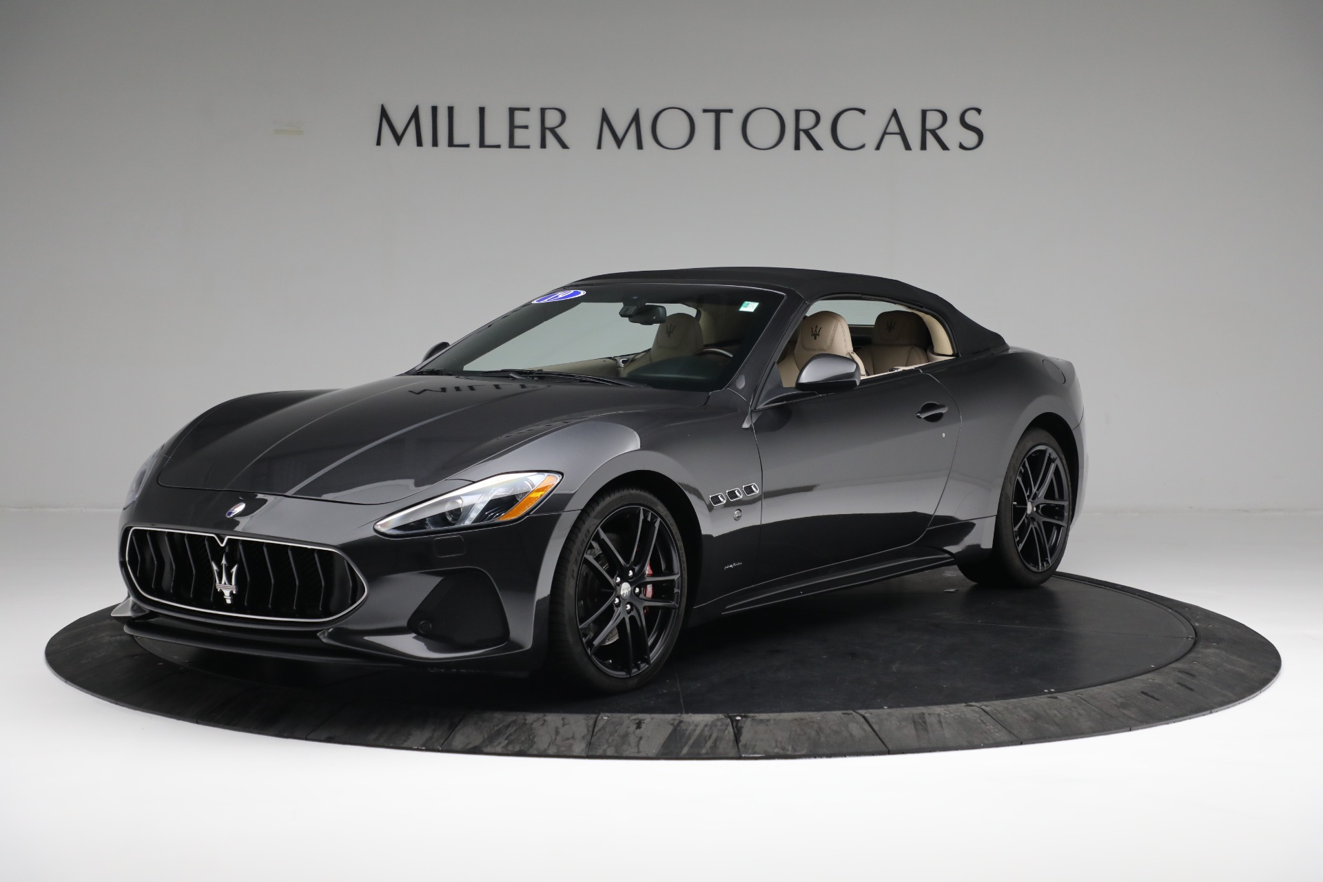 New 2019 Maserati GranTurismo Sport Convertible For Sale In Greenwich, CT 3040_p13