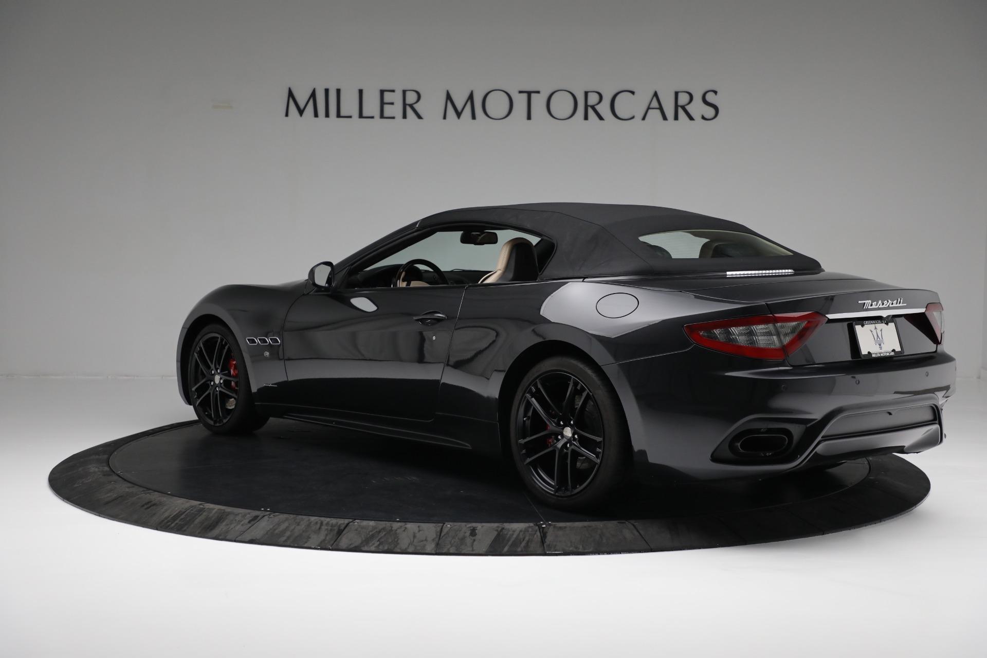 New 2019 Maserati GranTurismo Sport Convertible For Sale In Greenwich, CT 3040_p15