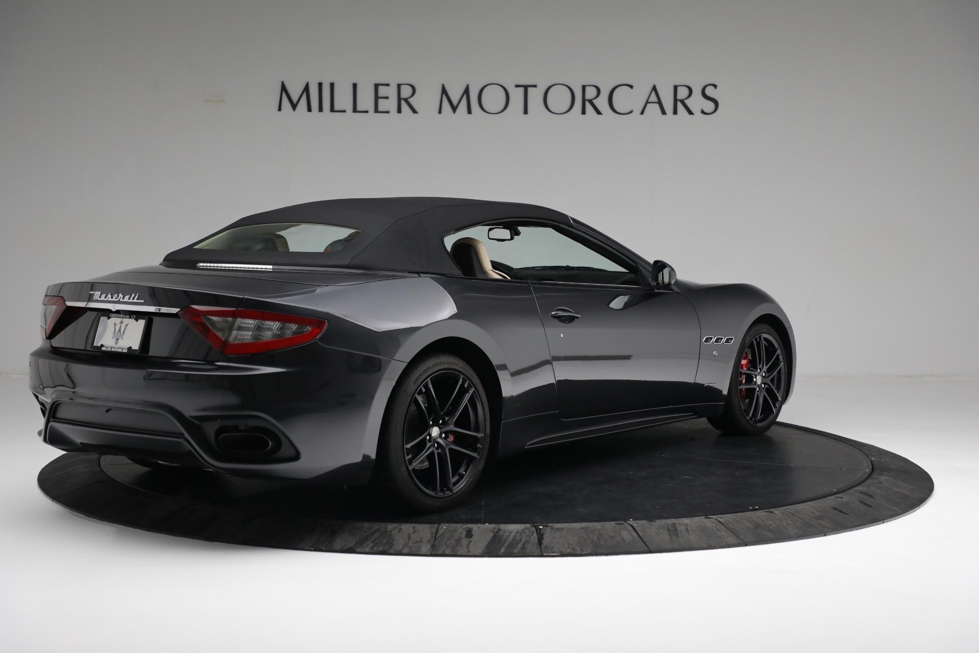 New 2019 Maserati GranTurismo Sport Convertible For Sale In Greenwich, CT 3040_p16