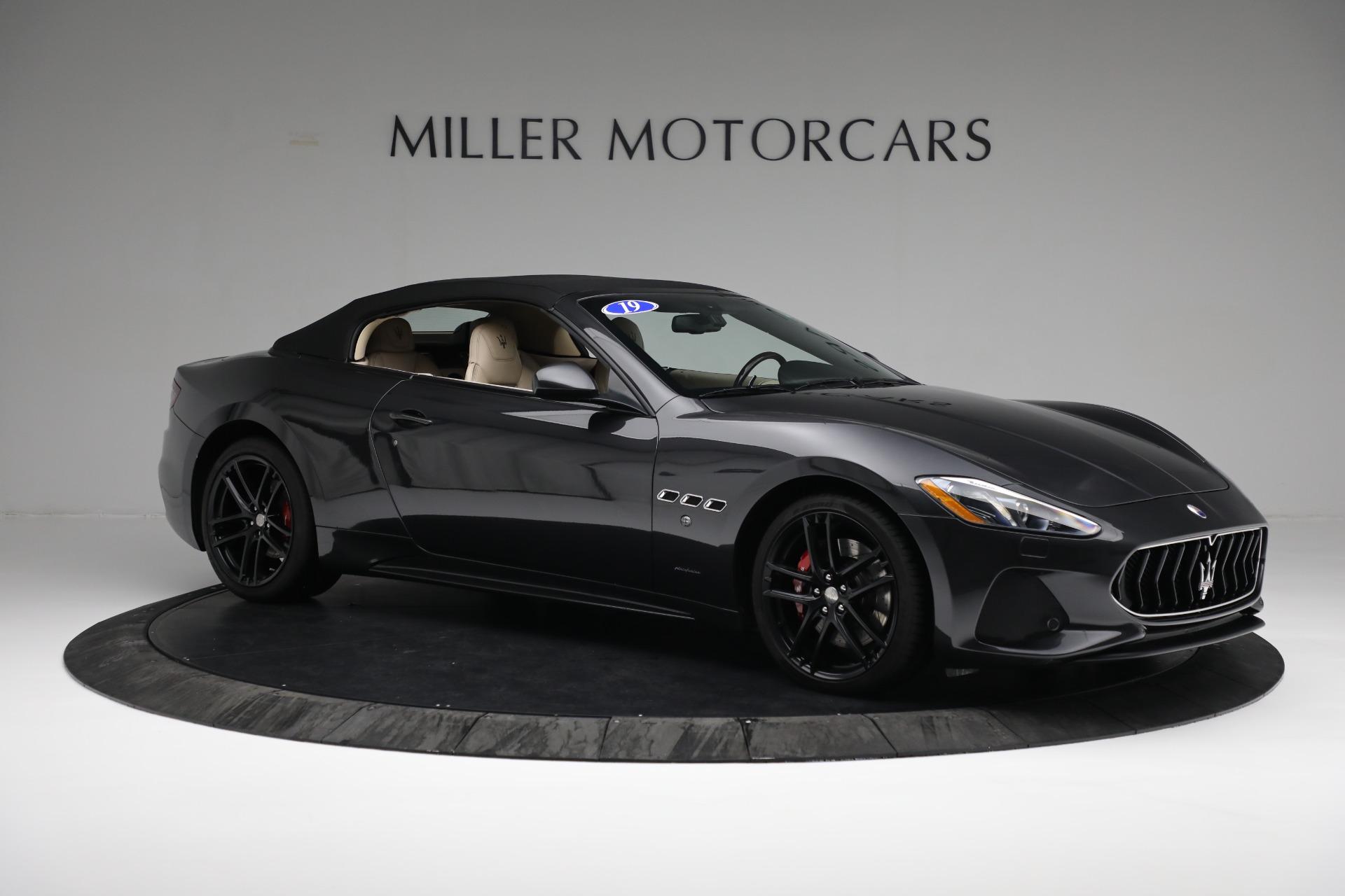 New 2019 Maserati GranTurismo Sport Convertible For Sale In Greenwich, CT 3040_p18