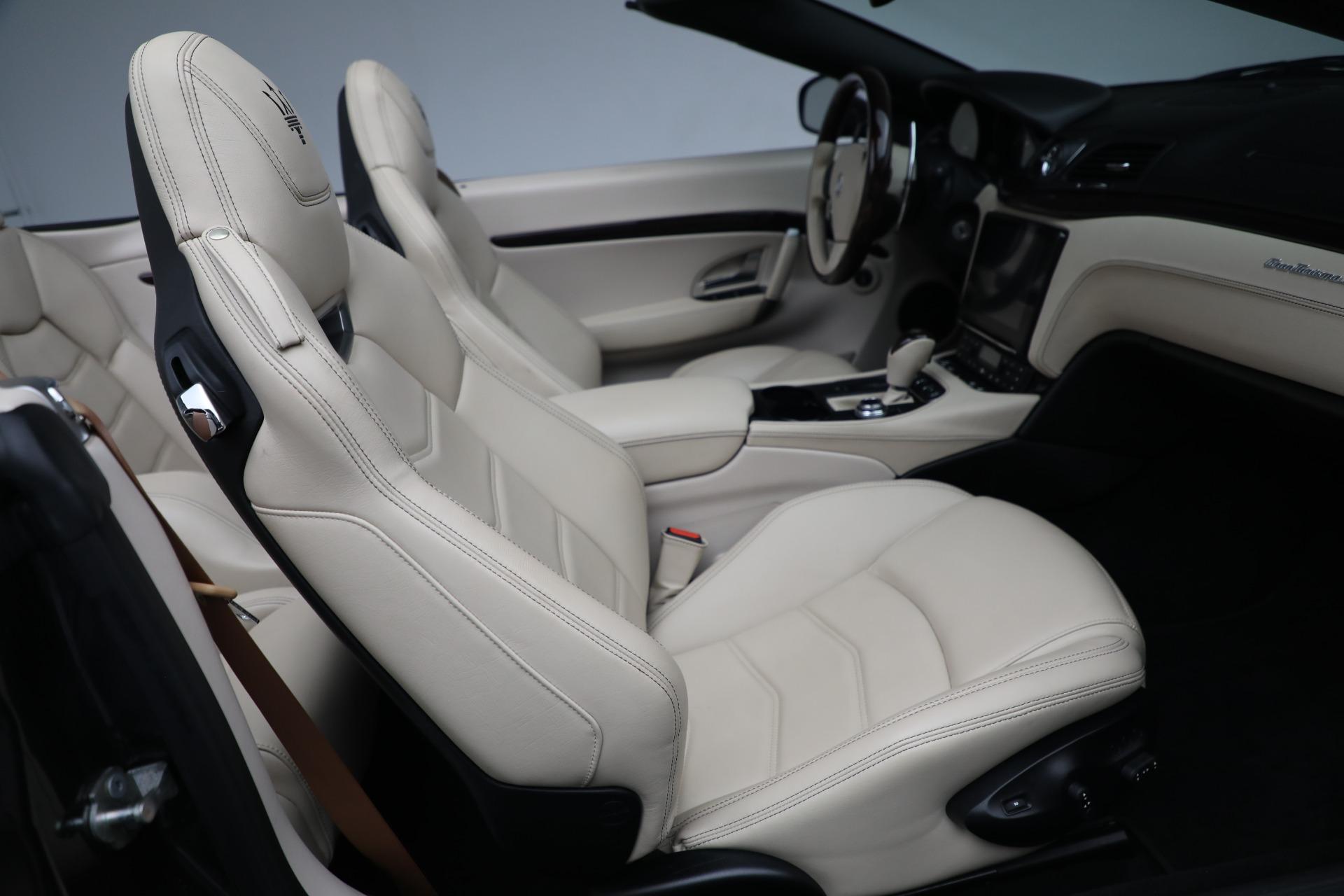 New 2019 Maserati GranTurismo Sport Convertible For Sale In Greenwich, CT 3040_p24