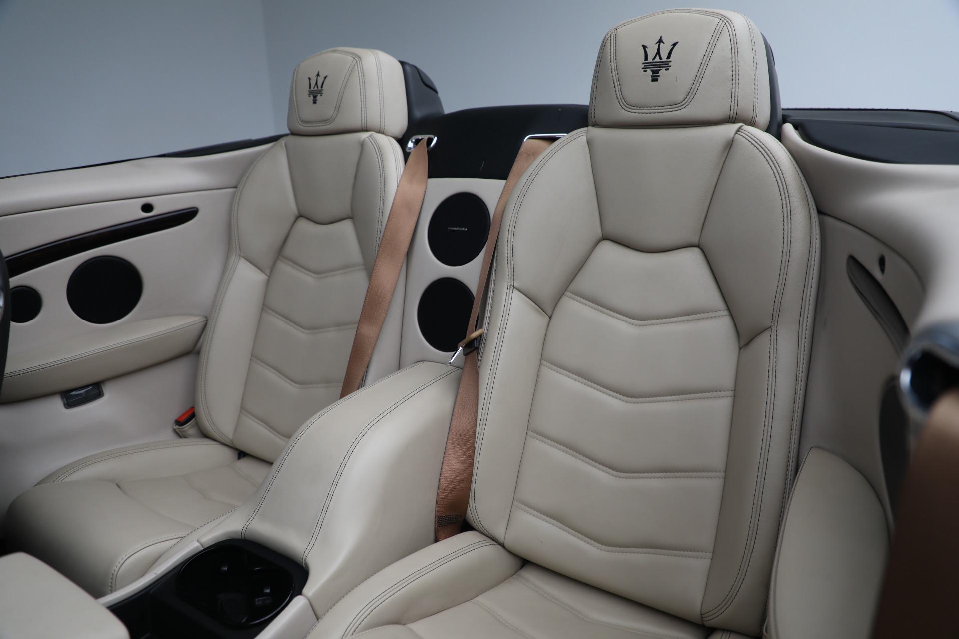 New 2019 Maserati GranTurismo Sport Convertible For Sale In Greenwich, CT 3040_p27