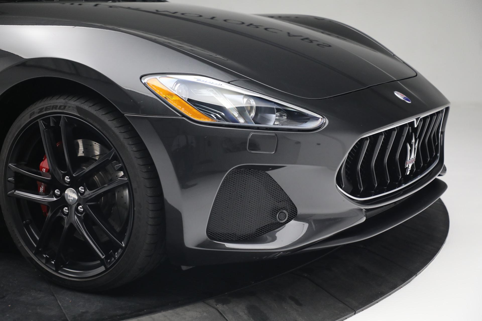New 2019 Maserati GranTurismo Sport Convertible For Sale In Greenwich, CT 3040_p36