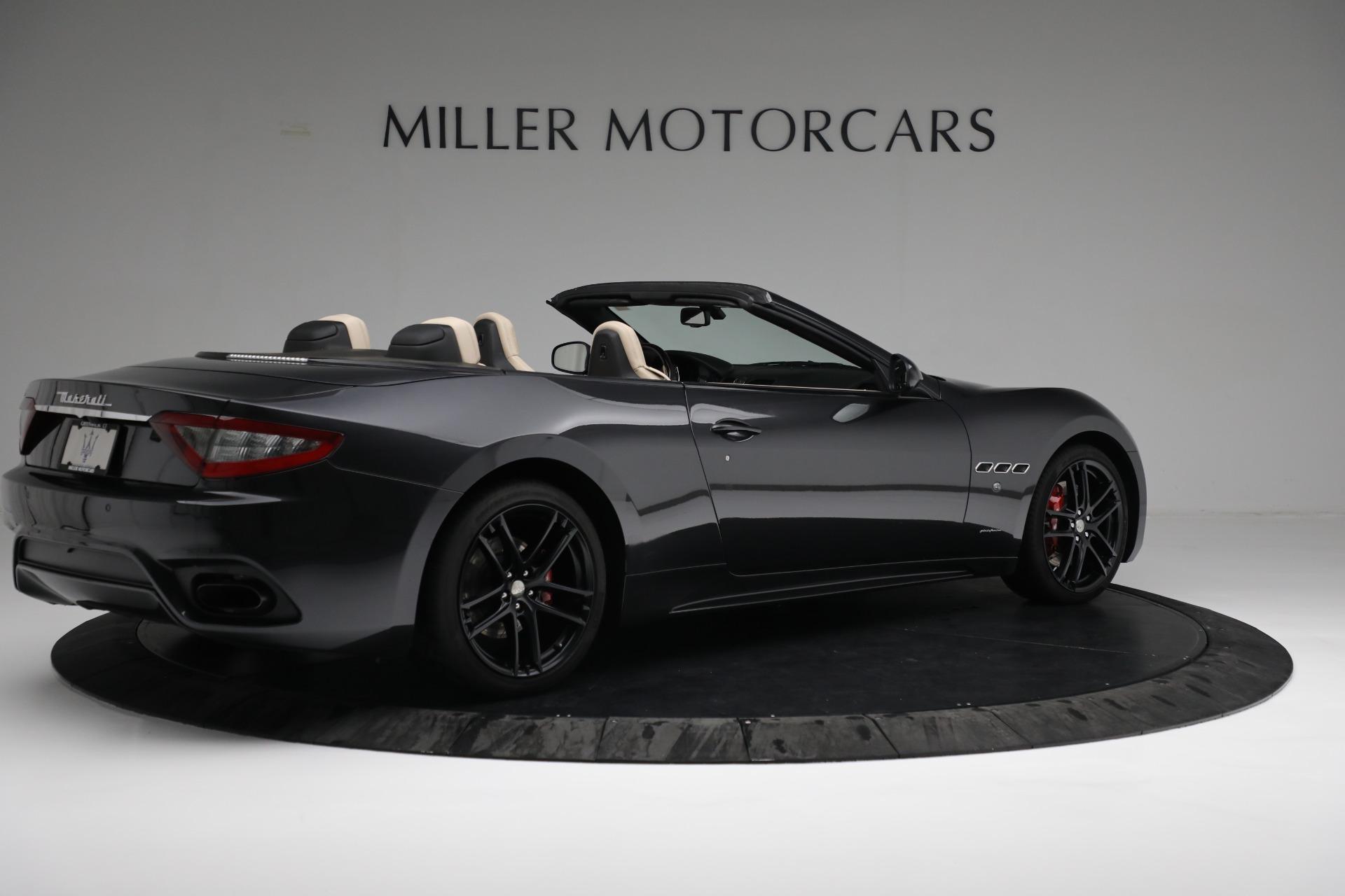 New 2019 Maserati GranTurismo Sport Convertible For Sale In Greenwich, CT 3040_p8