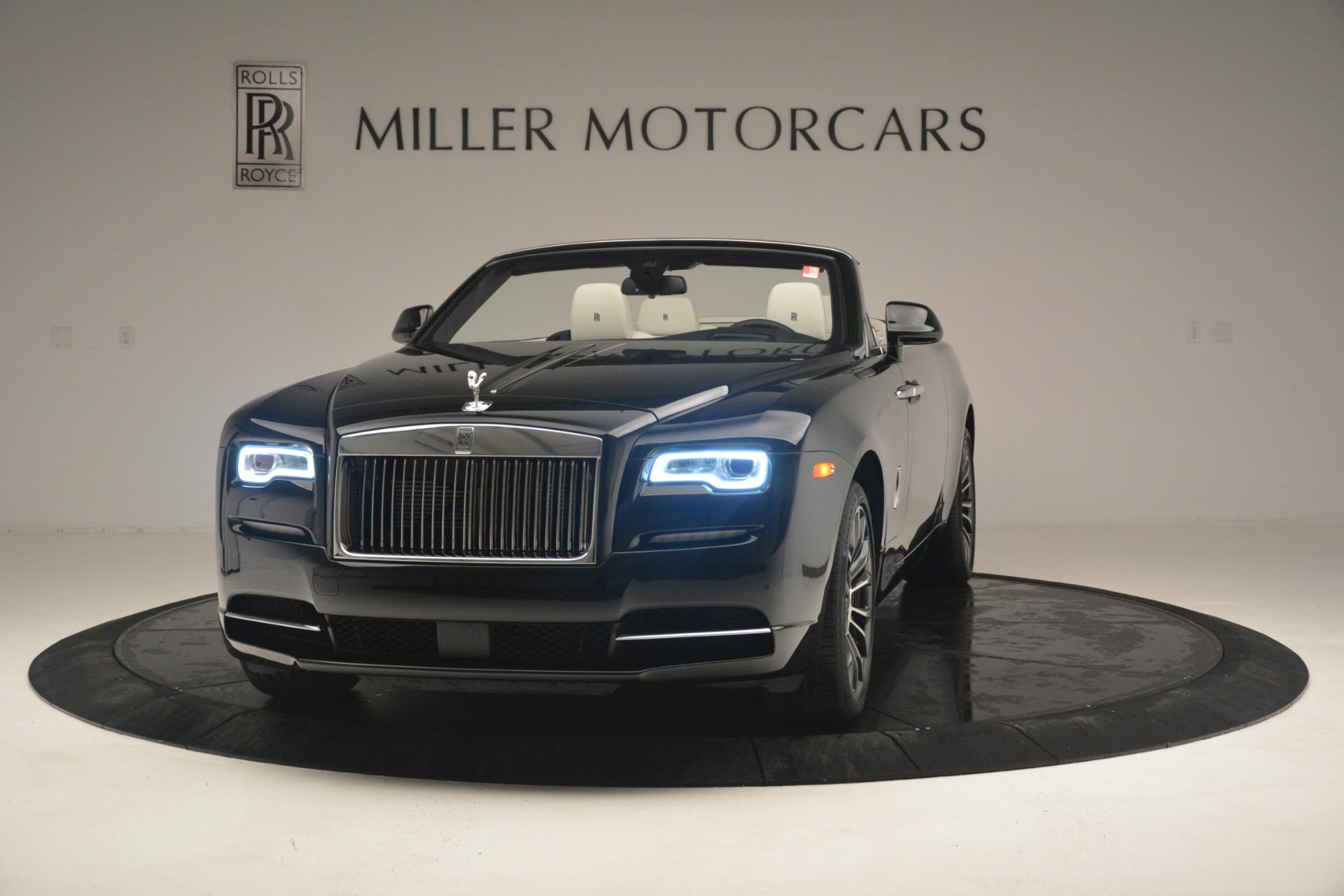 Used 2018 Rolls-Royce Dawn  For Sale In Greenwich, CT 3044_main