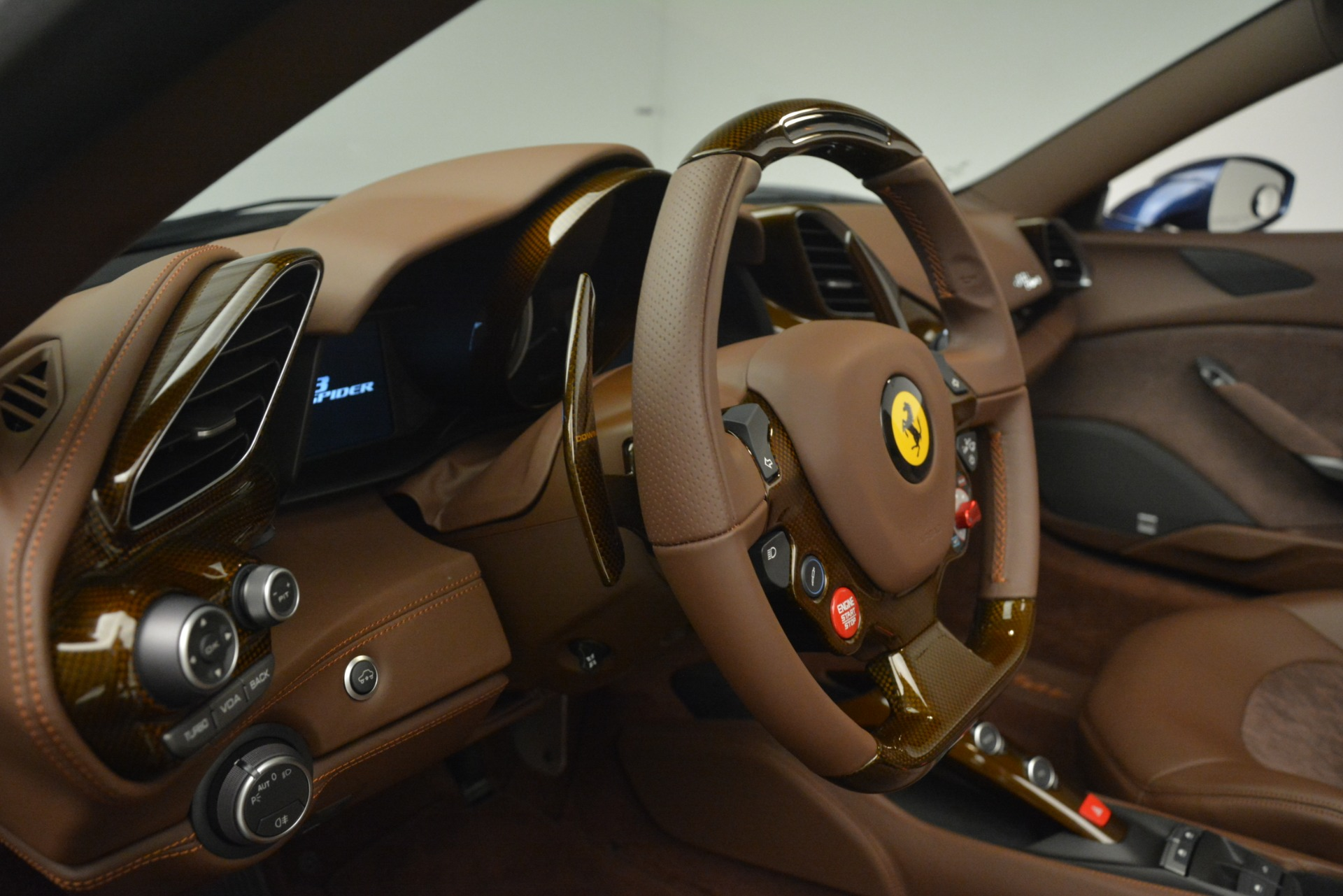 Used 2018 Ferrari 488 Spider  For Sale In Greenwich, CT 3045_p33