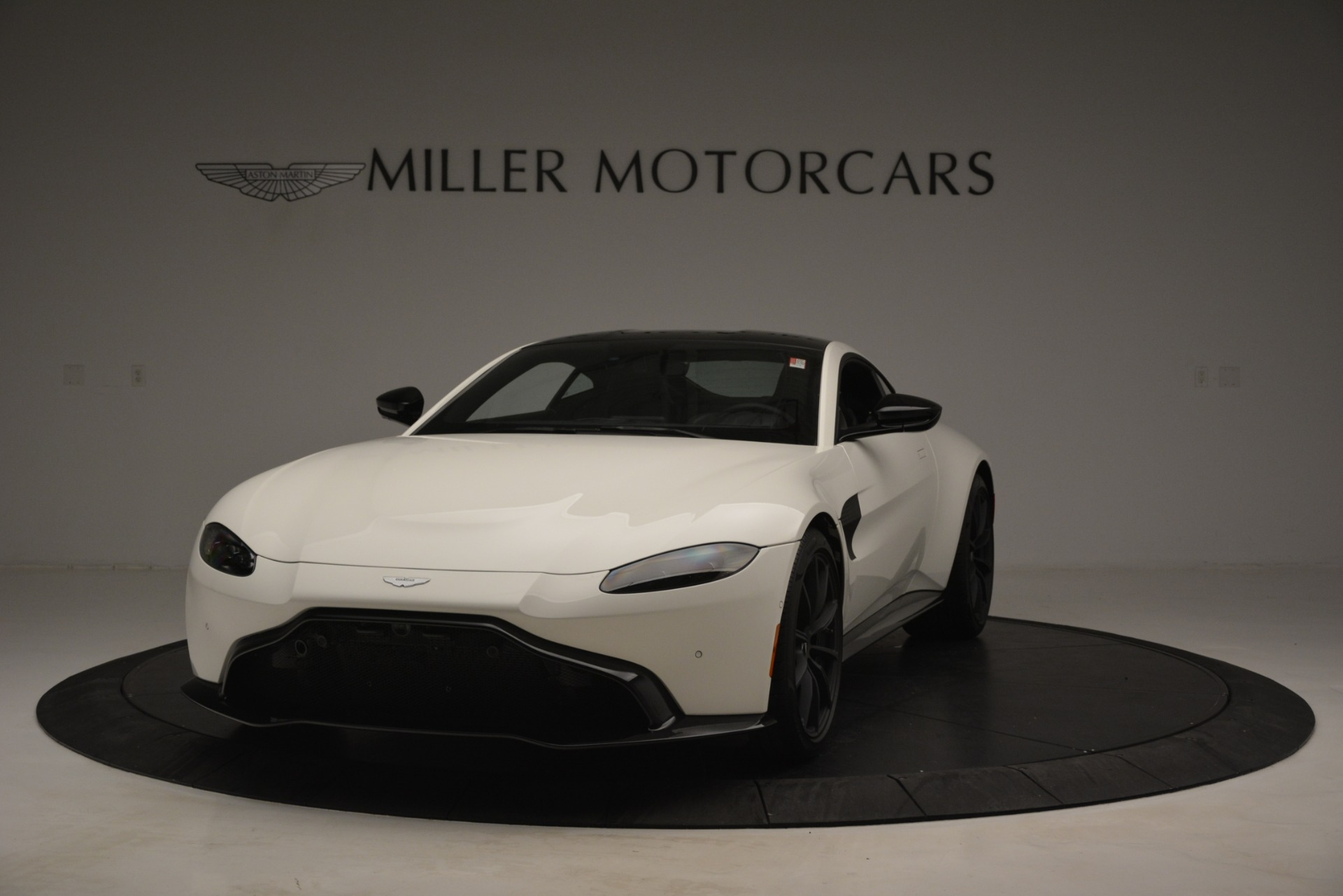 New 2019 Aston Martin Vantage Coupe For Sale In Greenwich, CT 3053_p2