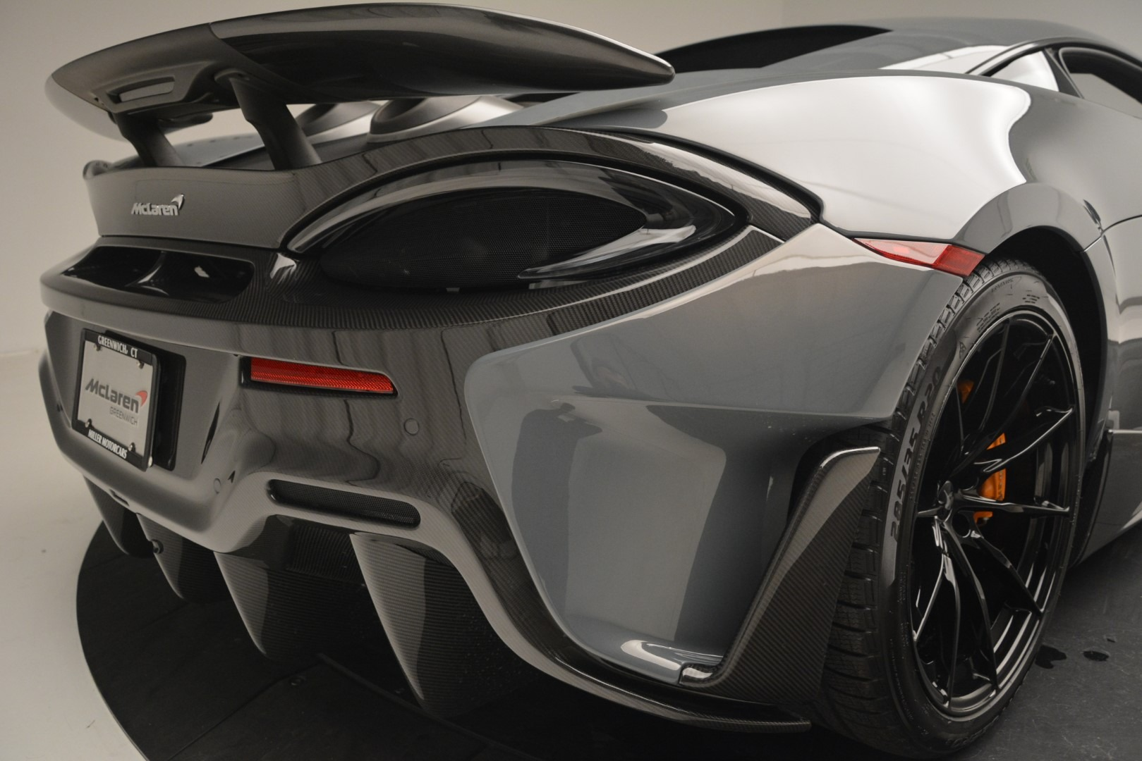 New 2019 McLaren 600LT Coupe For Sale In Greenwich, CT 3055_p25