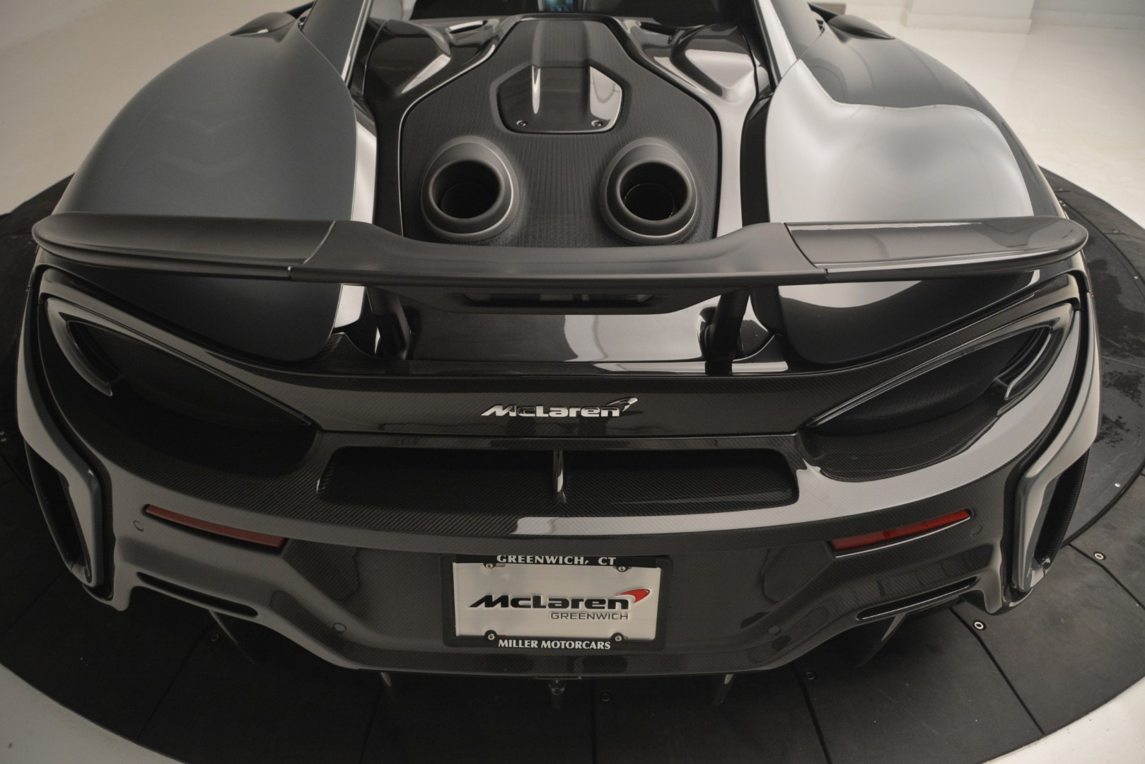 New 2019 McLaren 600LT Coupe For Sale In Greenwich, CT 3055_p26