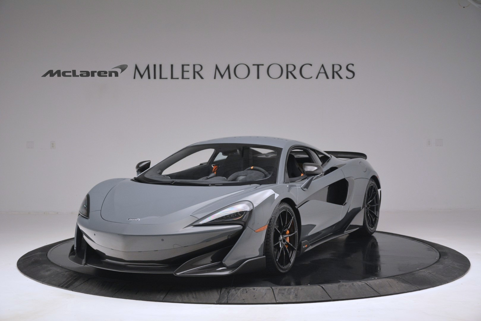 New 2019 McLaren 600LT Coupe For Sale In Greenwich, CT 3055_p2