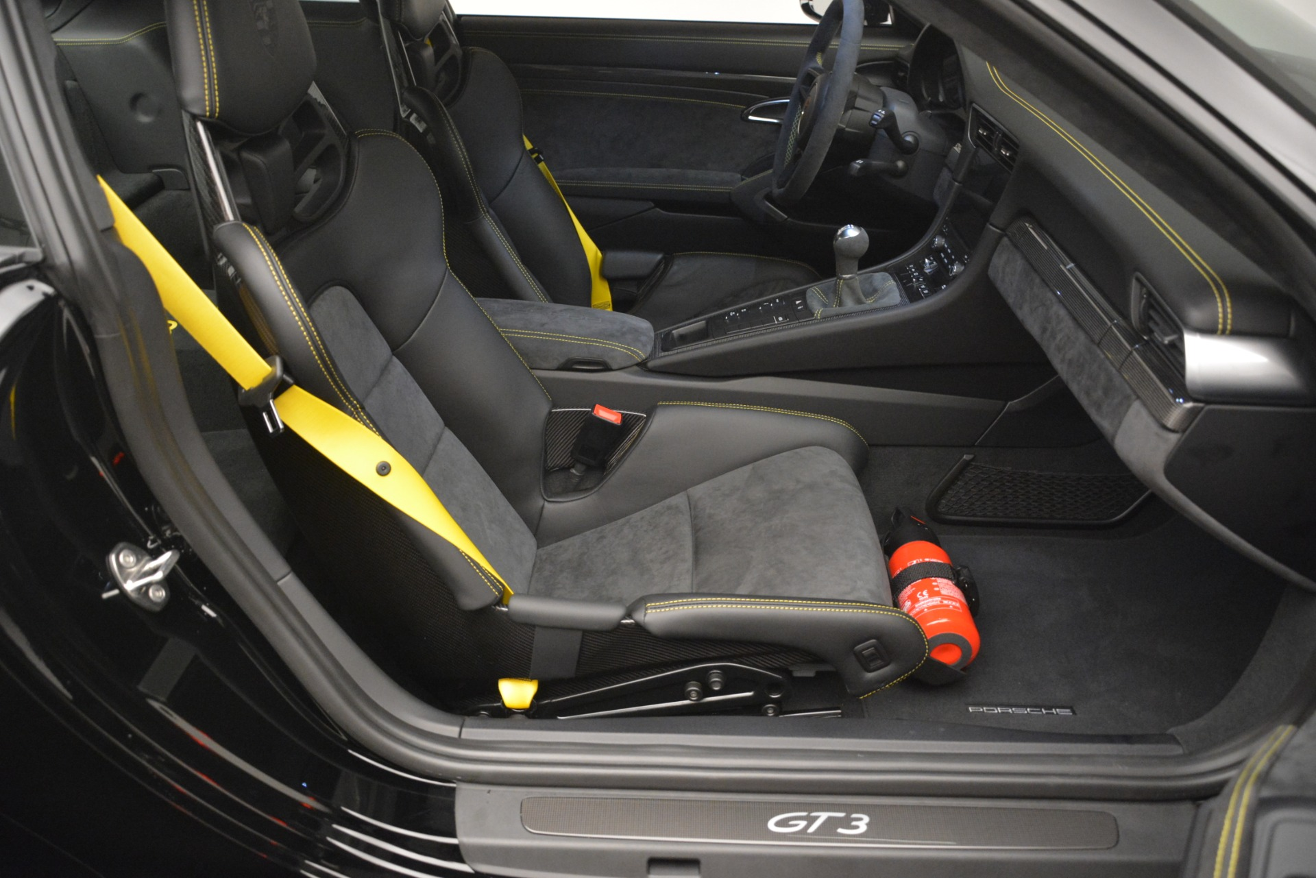 Used 2018 Porsche 911 GT3 For Sale In Greenwich, CT 3056_p20