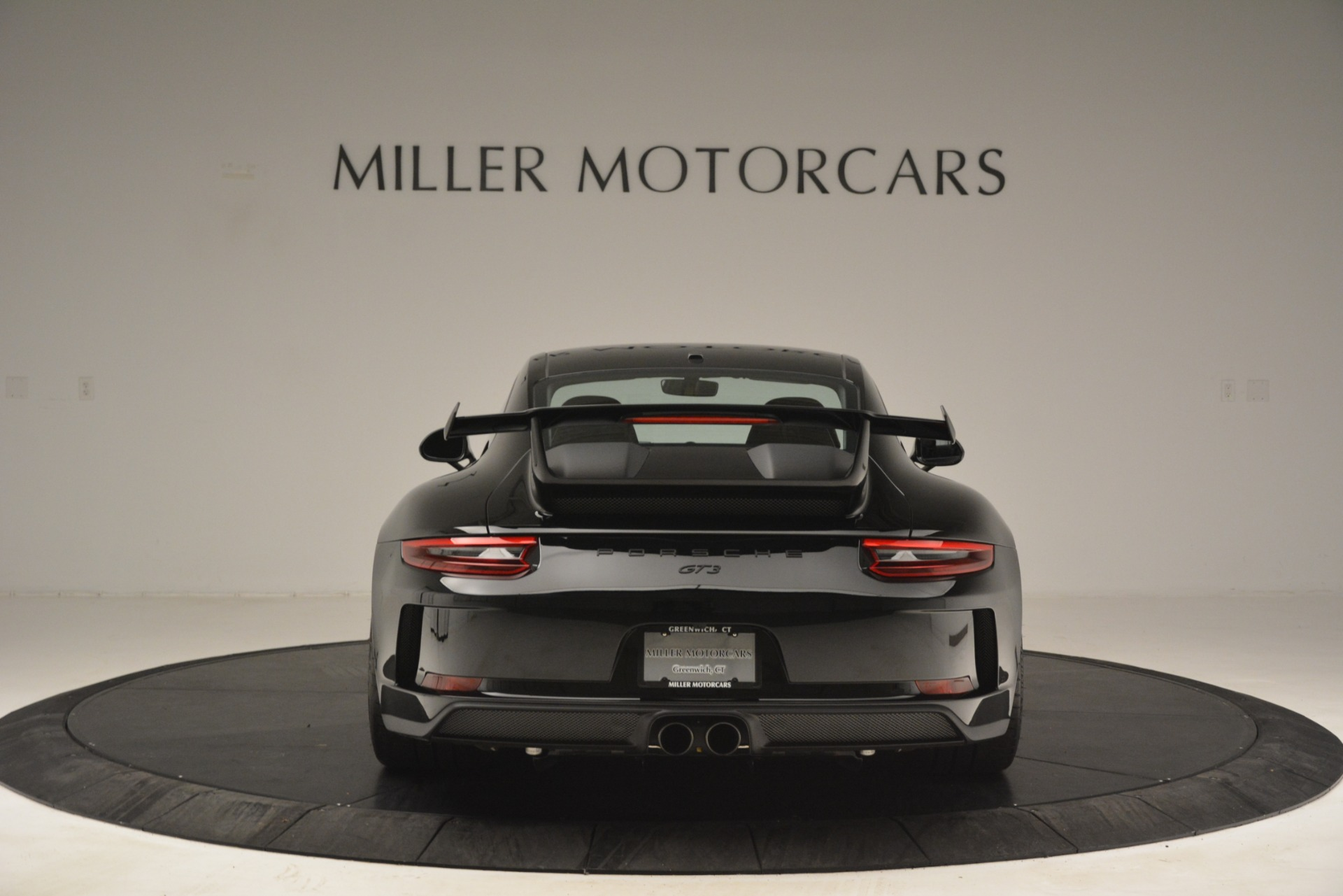 Used 2018 Porsche 911 GT3 For Sale In Greenwich, CT 3056_p5