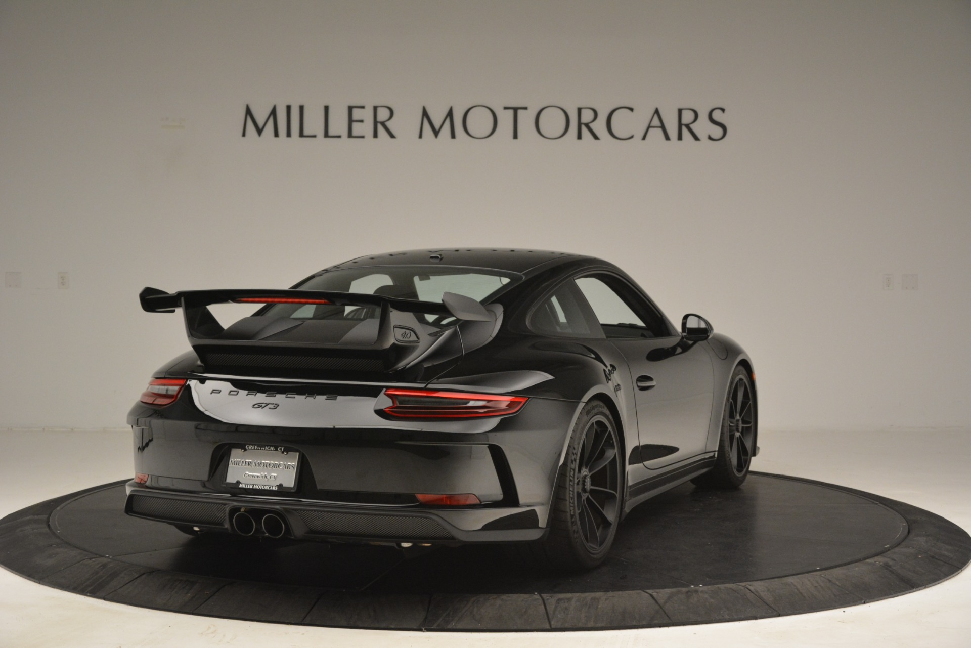 Used 2018 Porsche 911 GT3 For Sale In Greenwich, CT 3056_p7