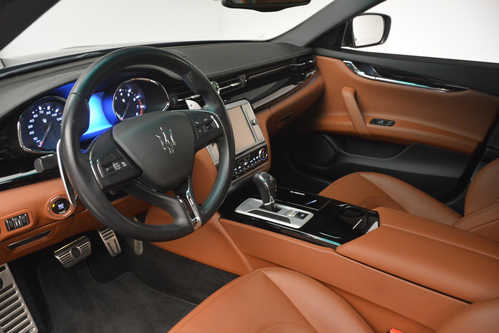 Used 2015 Maserati Quattroporte S Q4 For Sale In Greenwich, CT 3058_p13