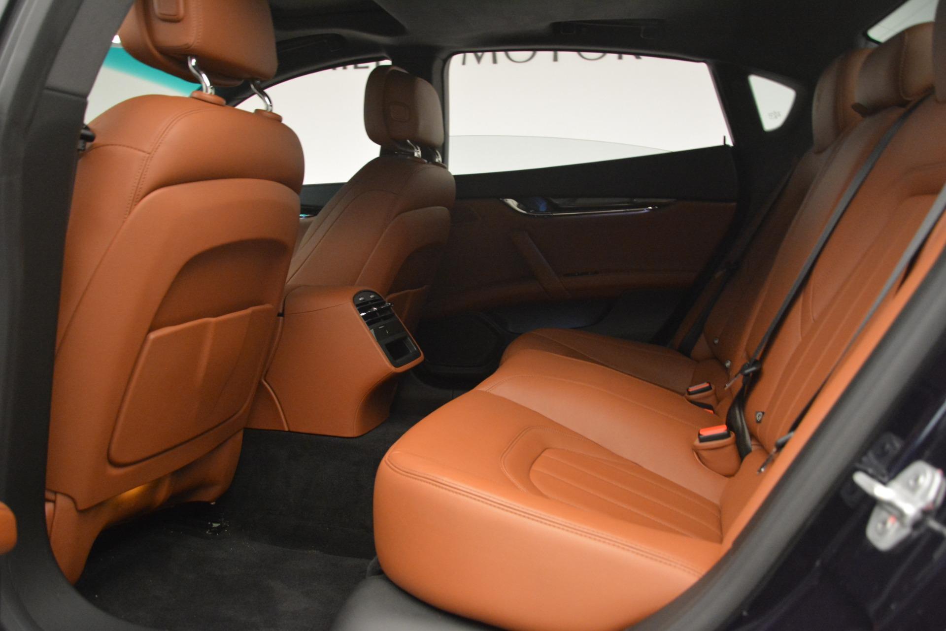 Used 2015 Maserati Quattroporte S Q4 For Sale In Greenwich, CT 3058_p18