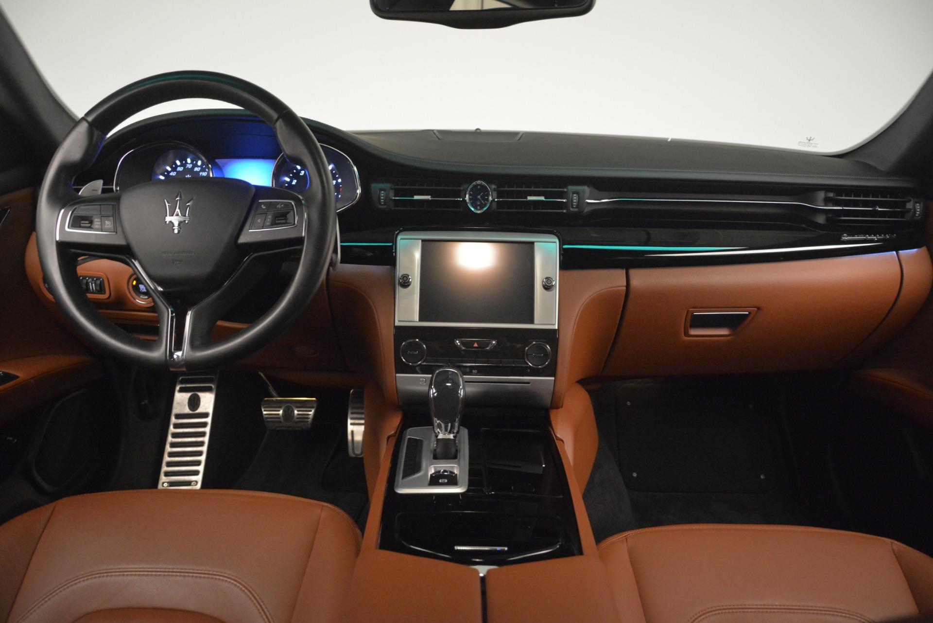 Used 2015 Maserati Quattroporte S Q4 For Sale In Greenwich, CT 3058_p21