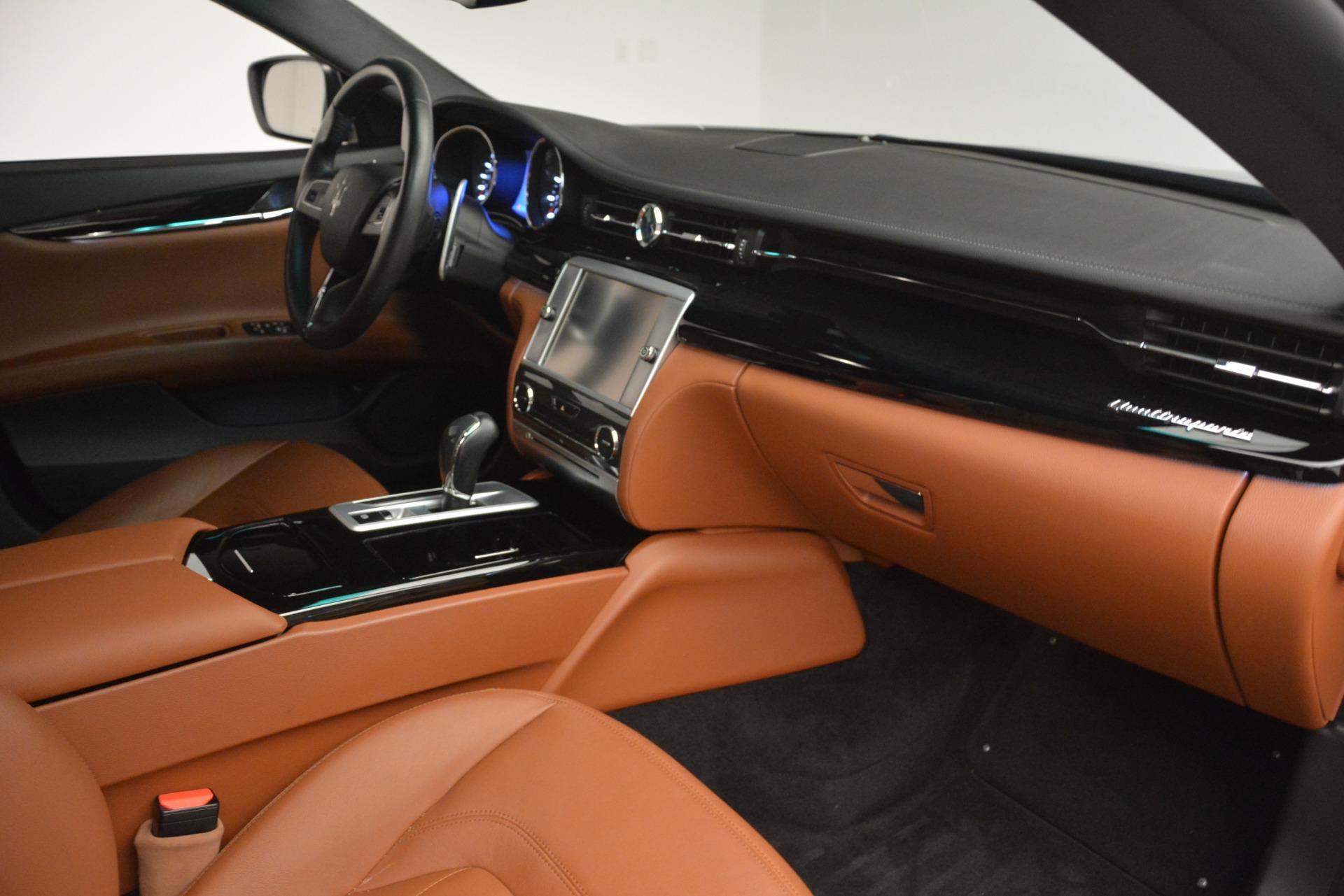 Used 2015 Maserati Quattroporte S Q4 For Sale In Greenwich, CT 3058_p22