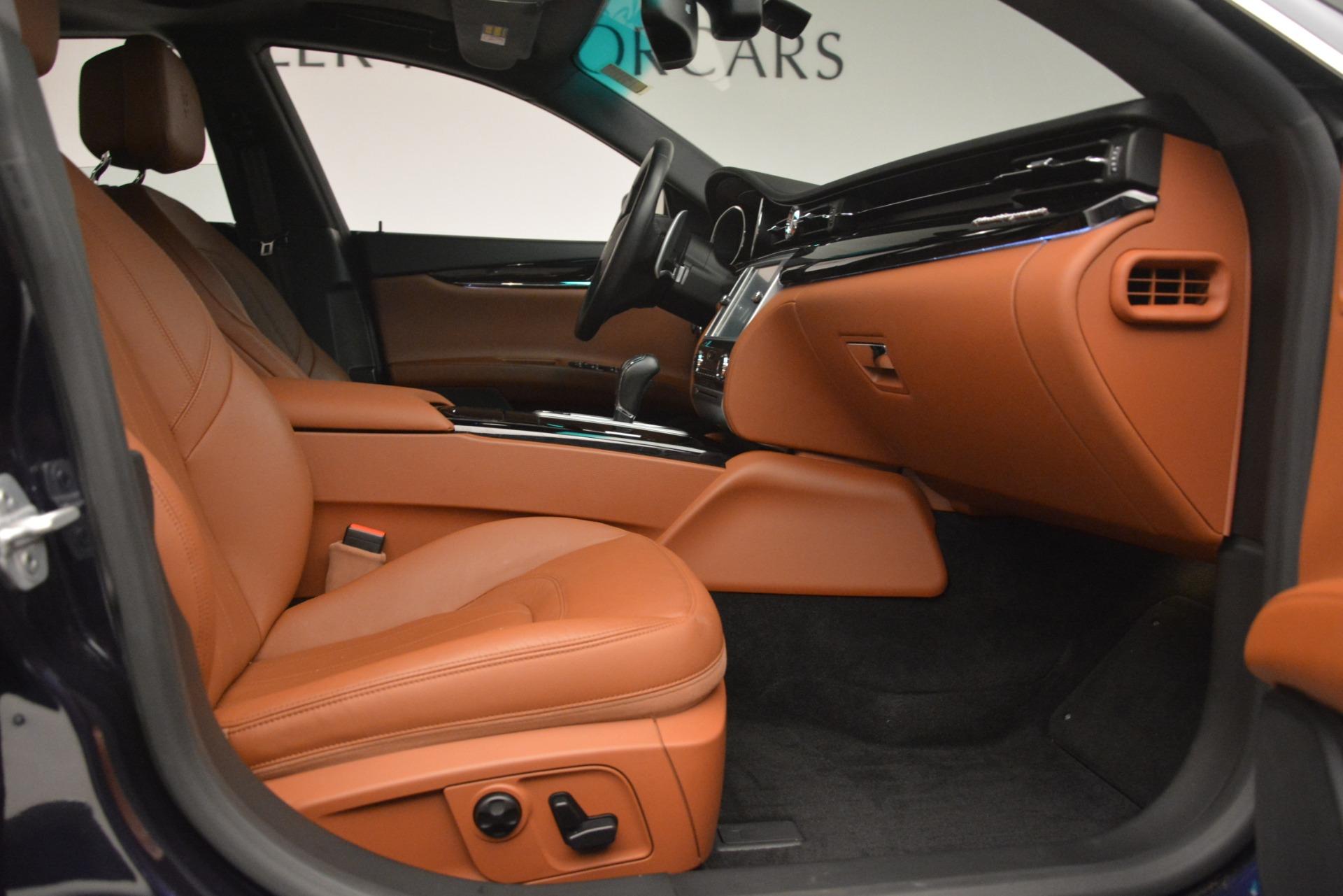 Used 2015 Maserati Quattroporte S Q4 For Sale In Greenwich, CT 3058_p23