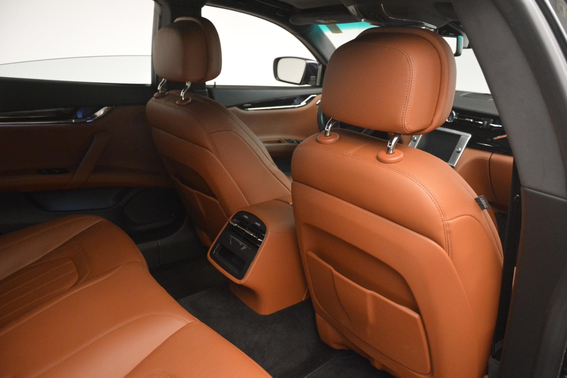 Used 2015 Maserati Quattroporte S Q4 For Sale In Greenwich, CT 3058_p26
