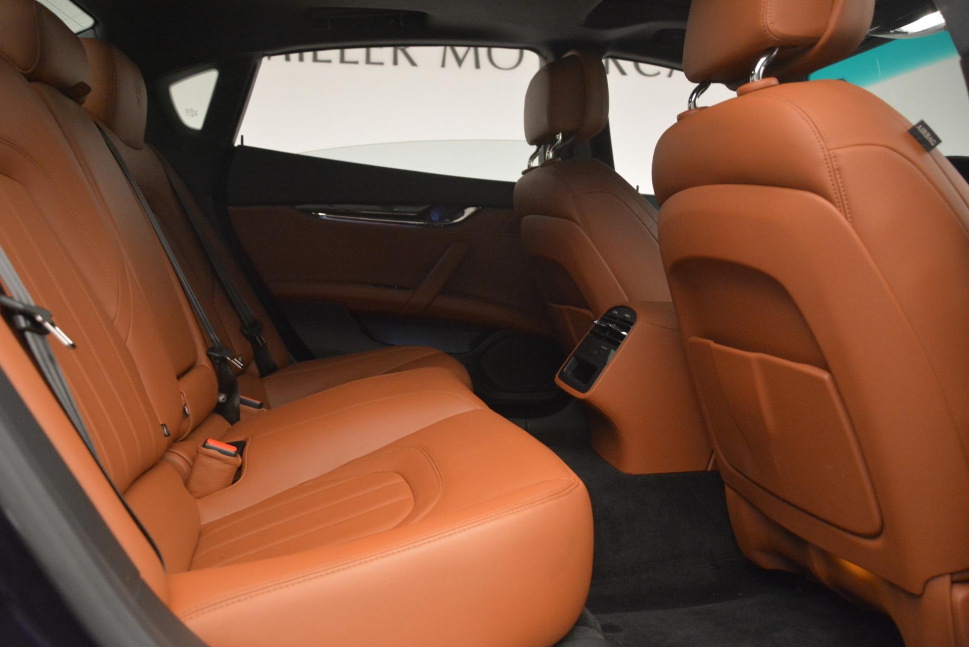 Used 2015 Maserati Quattroporte S Q4 For Sale In Greenwich, CT 3058_p27