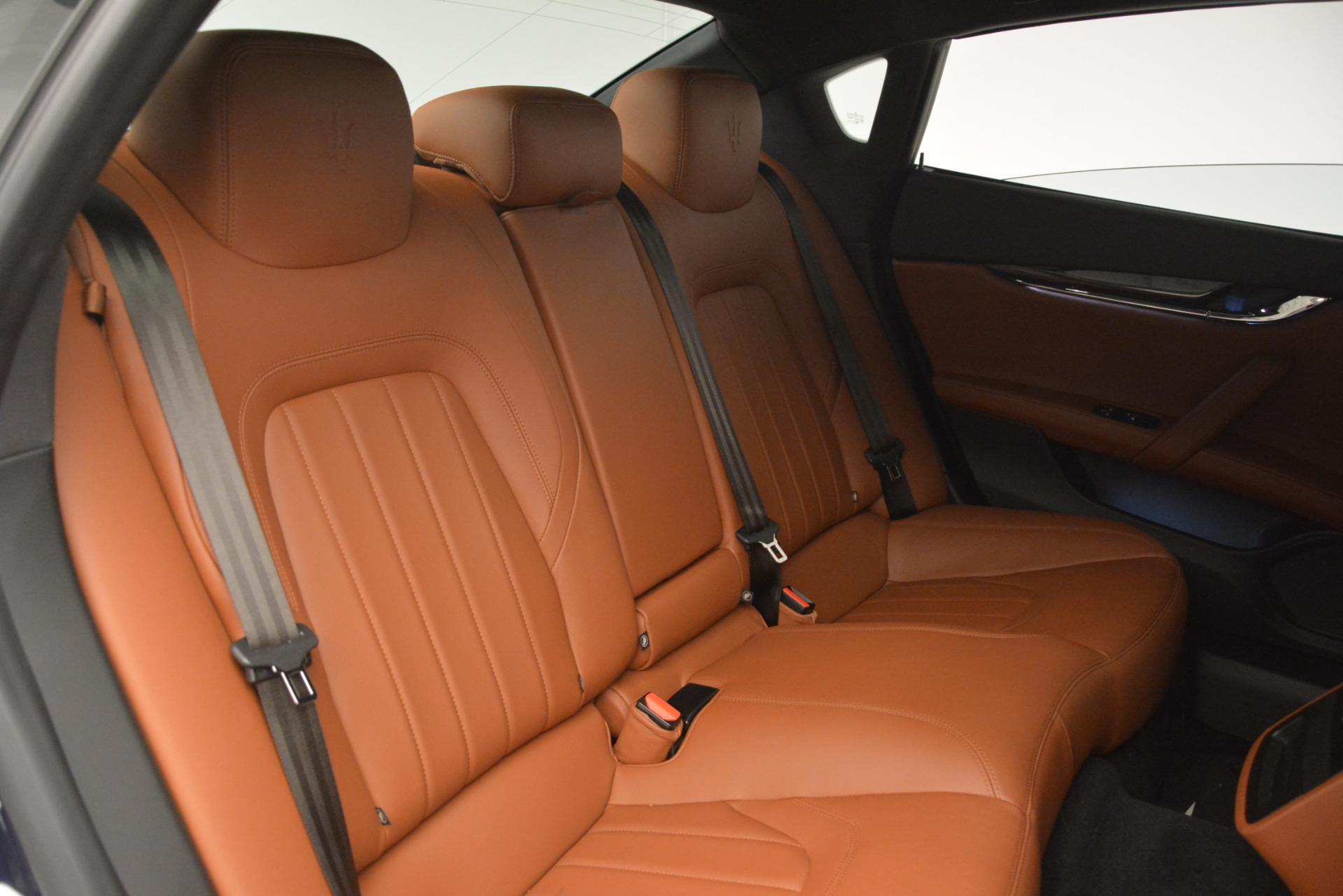 Used 2015 Maserati Quattroporte S Q4 For Sale In Greenwich, CT 3058_p28