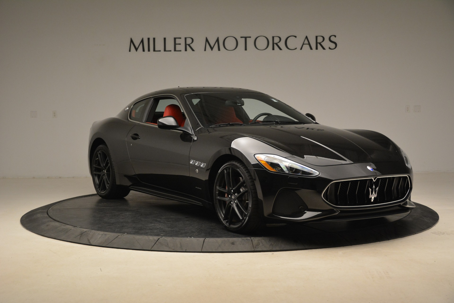 New 2018 Maserati GranTurismo Sport For Sale In Greenwich, CT 3059_p10