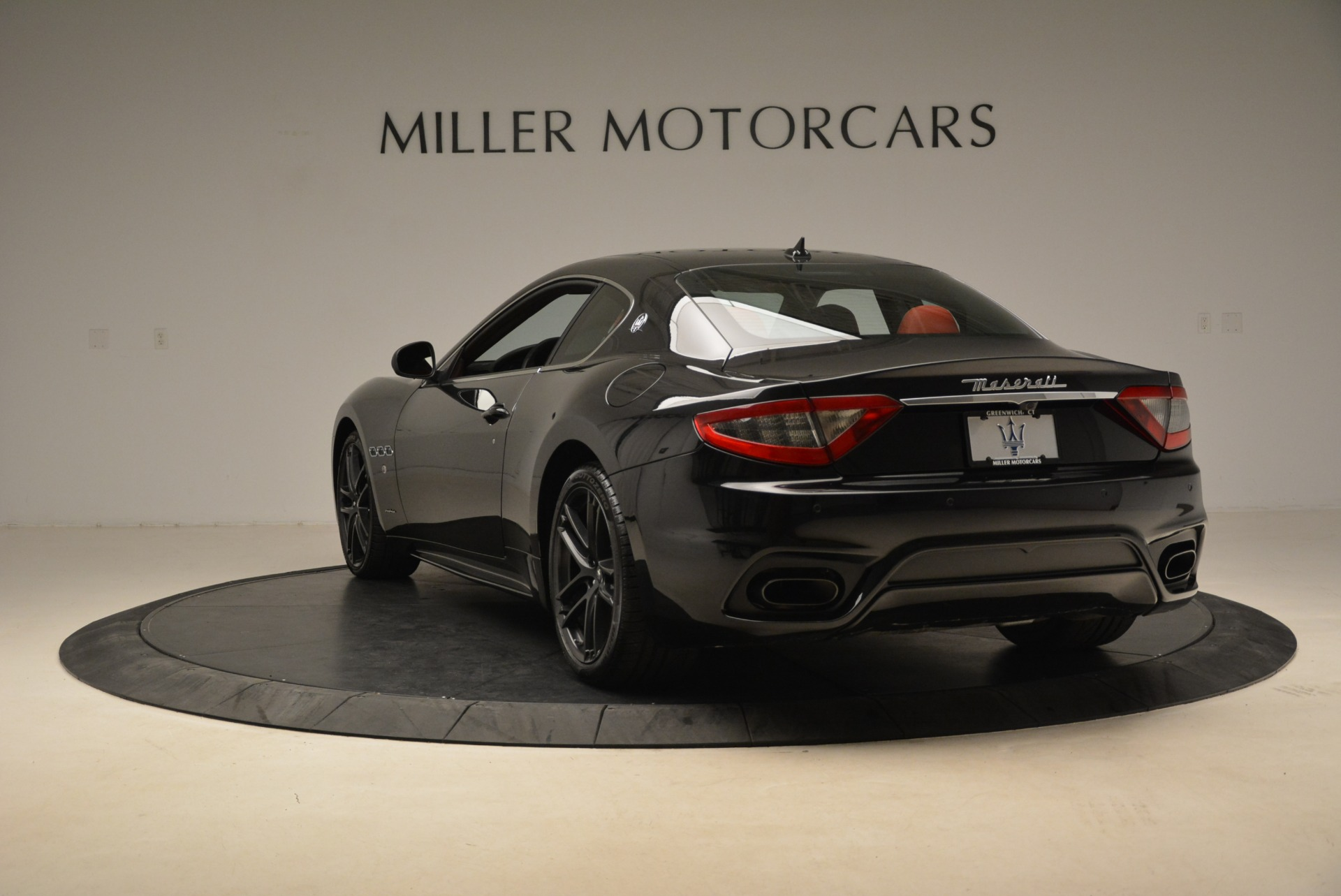 New 2018 Maserati GranTurismo Sport For Sale In Greenwich, CT 3059_p4