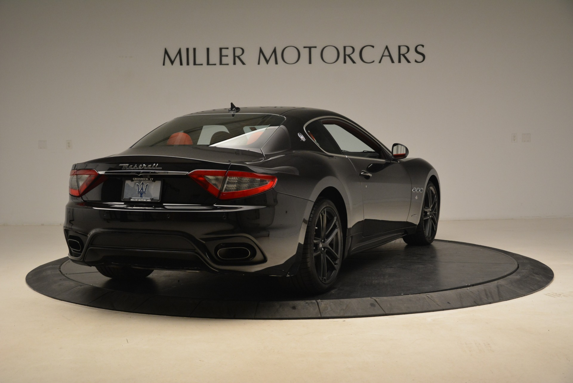 New 2018 Maserati GranTurismo Sport For Sale In Greenwich, CT 3059_p6