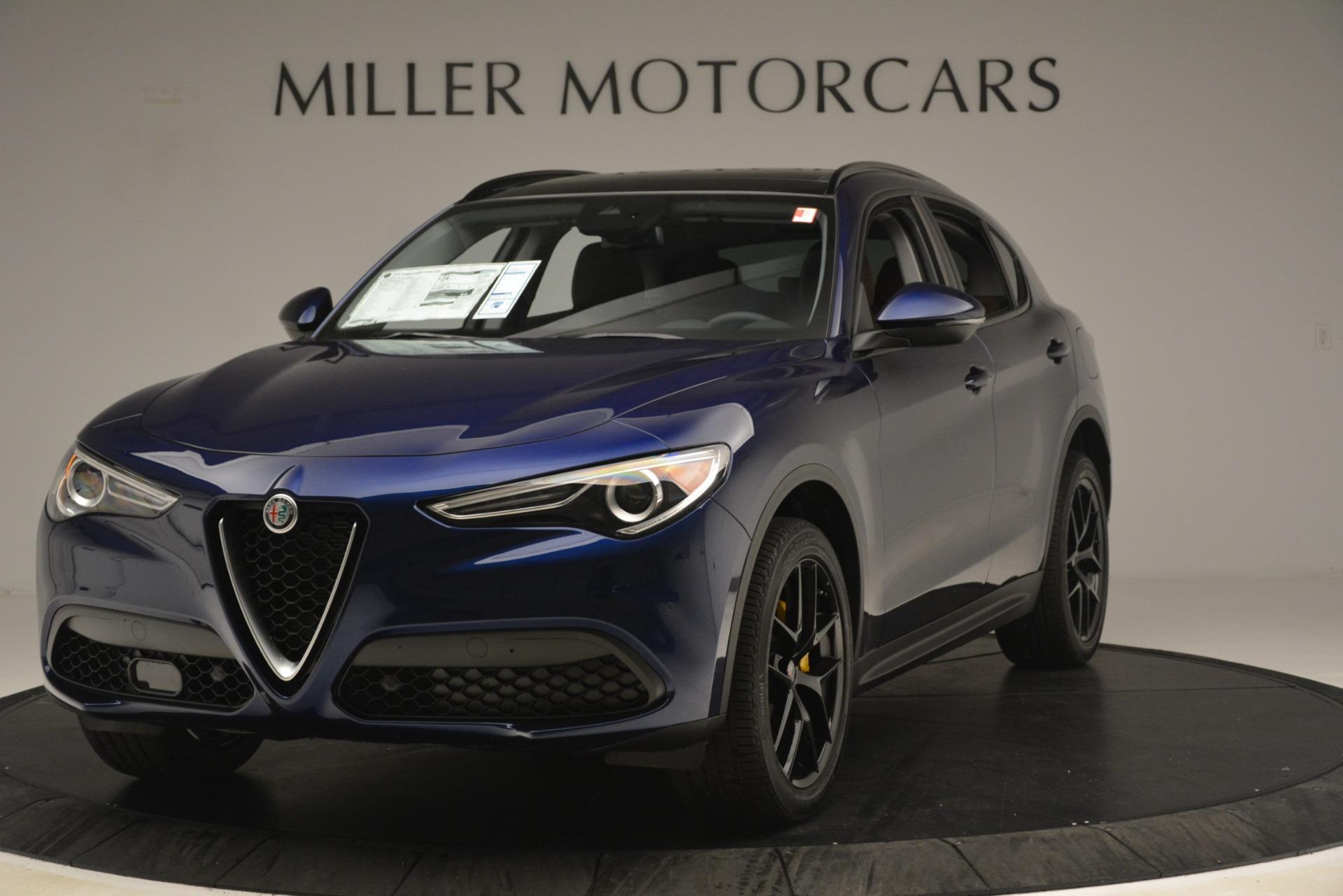 New 2019 Alfa Romeo Stelvio Sport Q4 For Sale In Greenwich, CT 3060_main