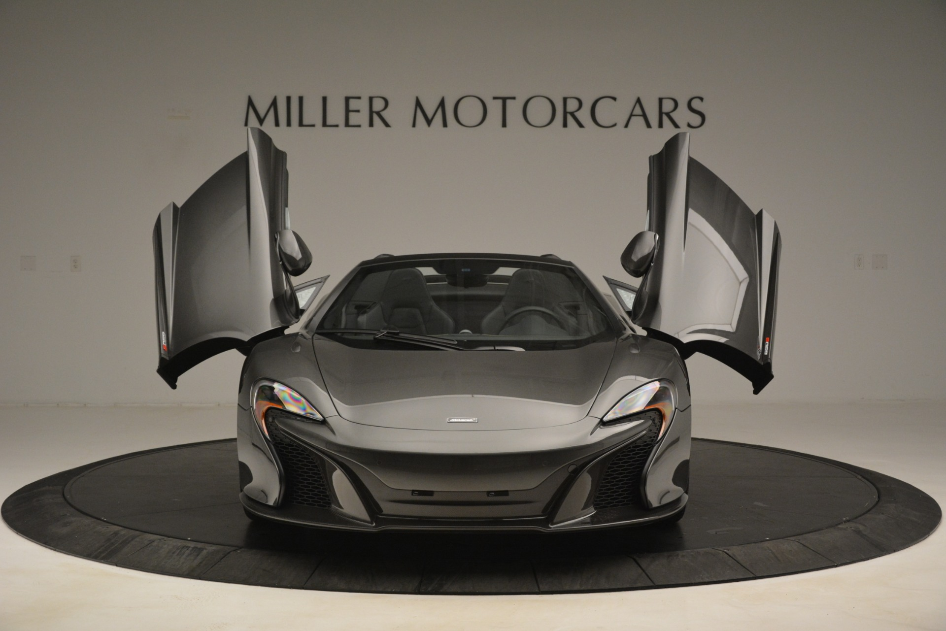 Used 2016 McLaren 650S Spider Convertible For Sale In Greenwich, CT 3062_p13