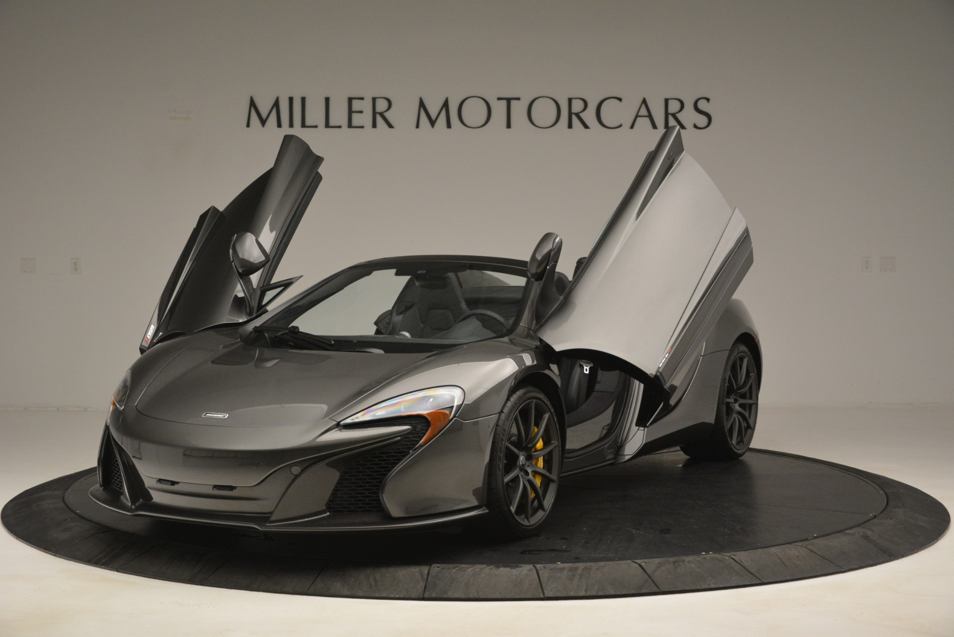 Used 2016 McLaren 650S Spider Convertible For Sale In Greenwich, CT 3062_p14