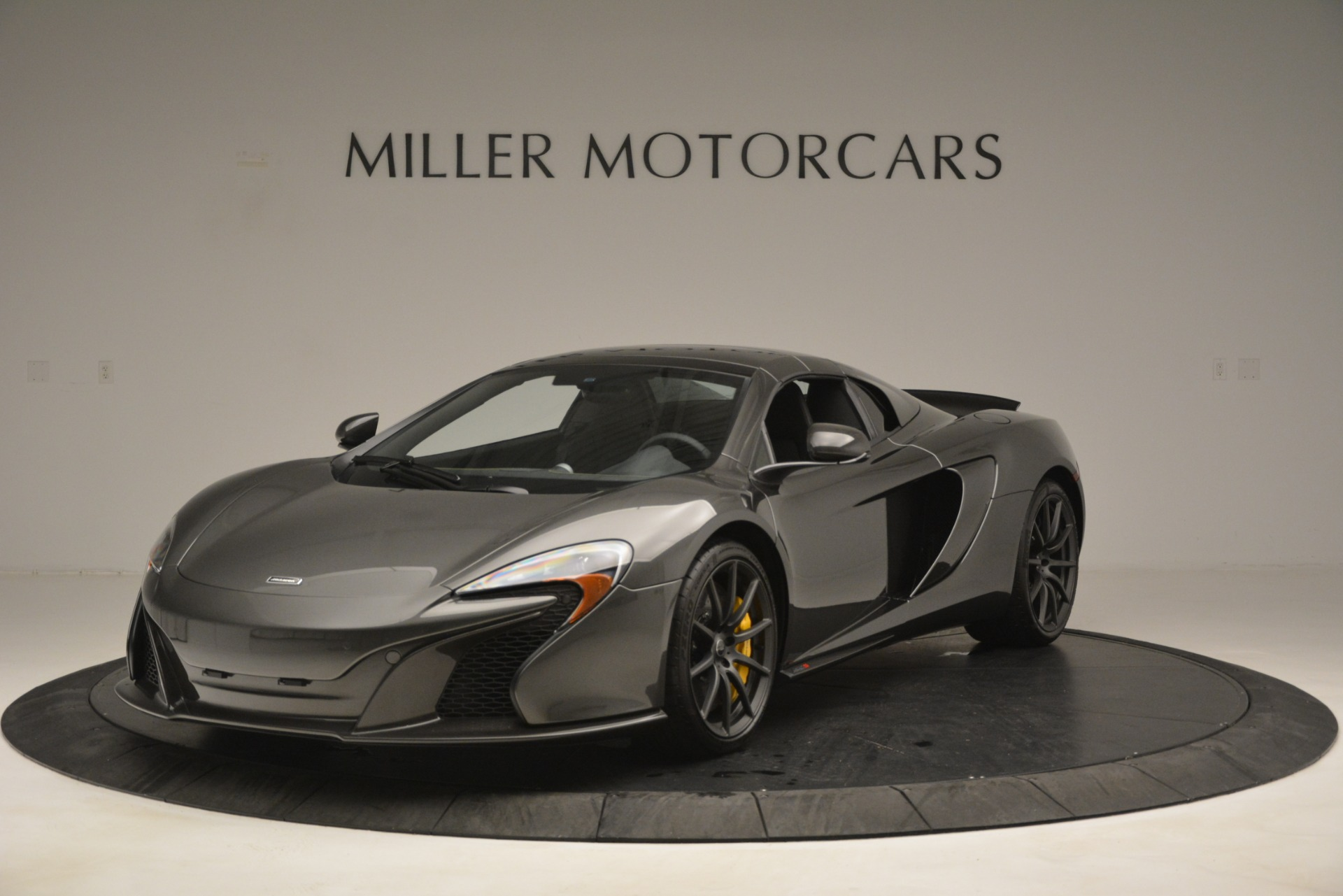 Used 2016 McLaren 650S Spider Convertible For Sale In Greenwich, CT 3062_p15