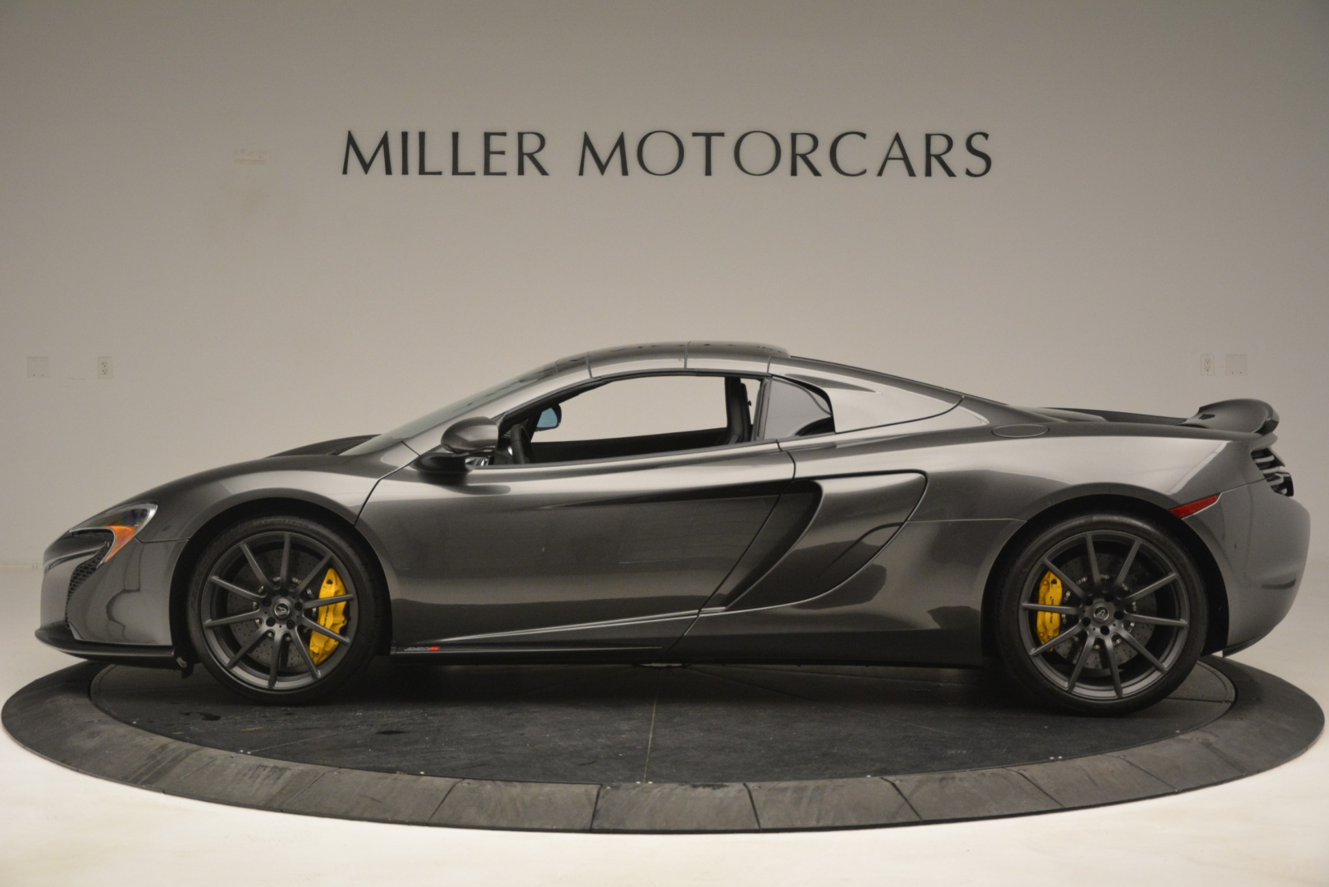 Used 2016 McLaren 650S Spider Convertible For Sale In Greenwich, CT 3062_p16