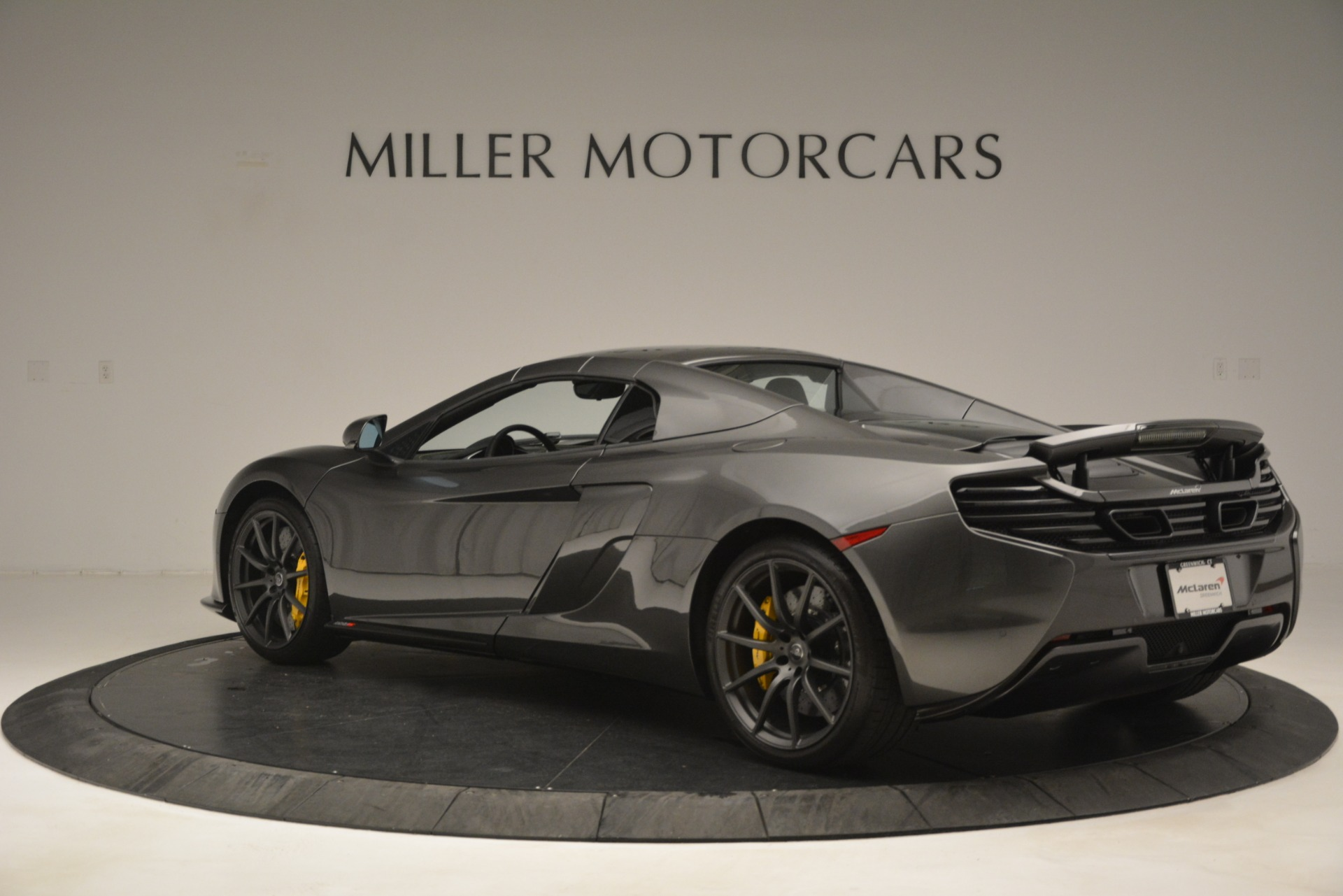 Used 2016 McLaren 650S Spider Convertible For Sale In Greenwich, CT 3062_p17