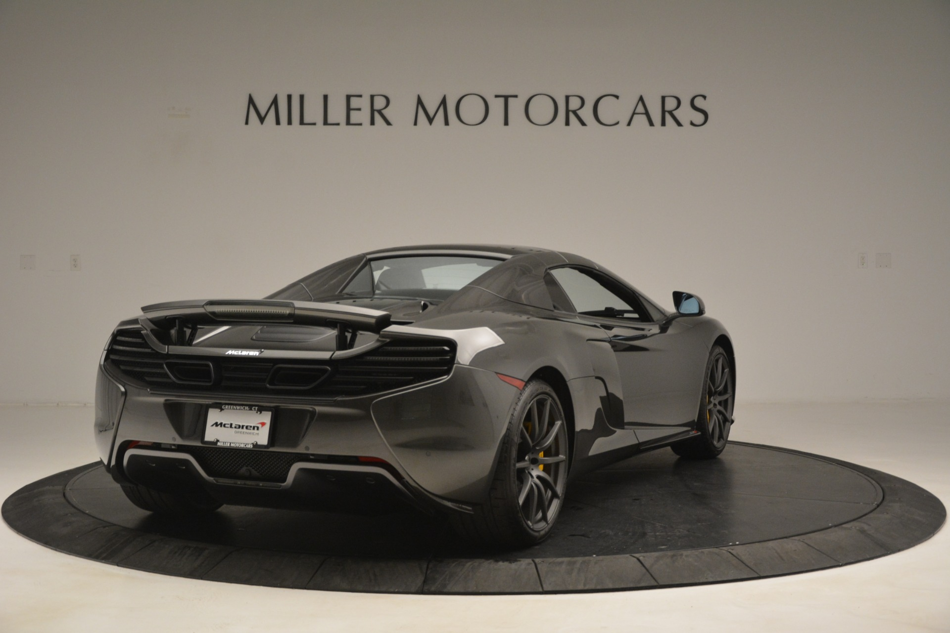 Used 2016 McLaren 650S Spider Convertible For Sale In Greenwich, CT 3062_p18