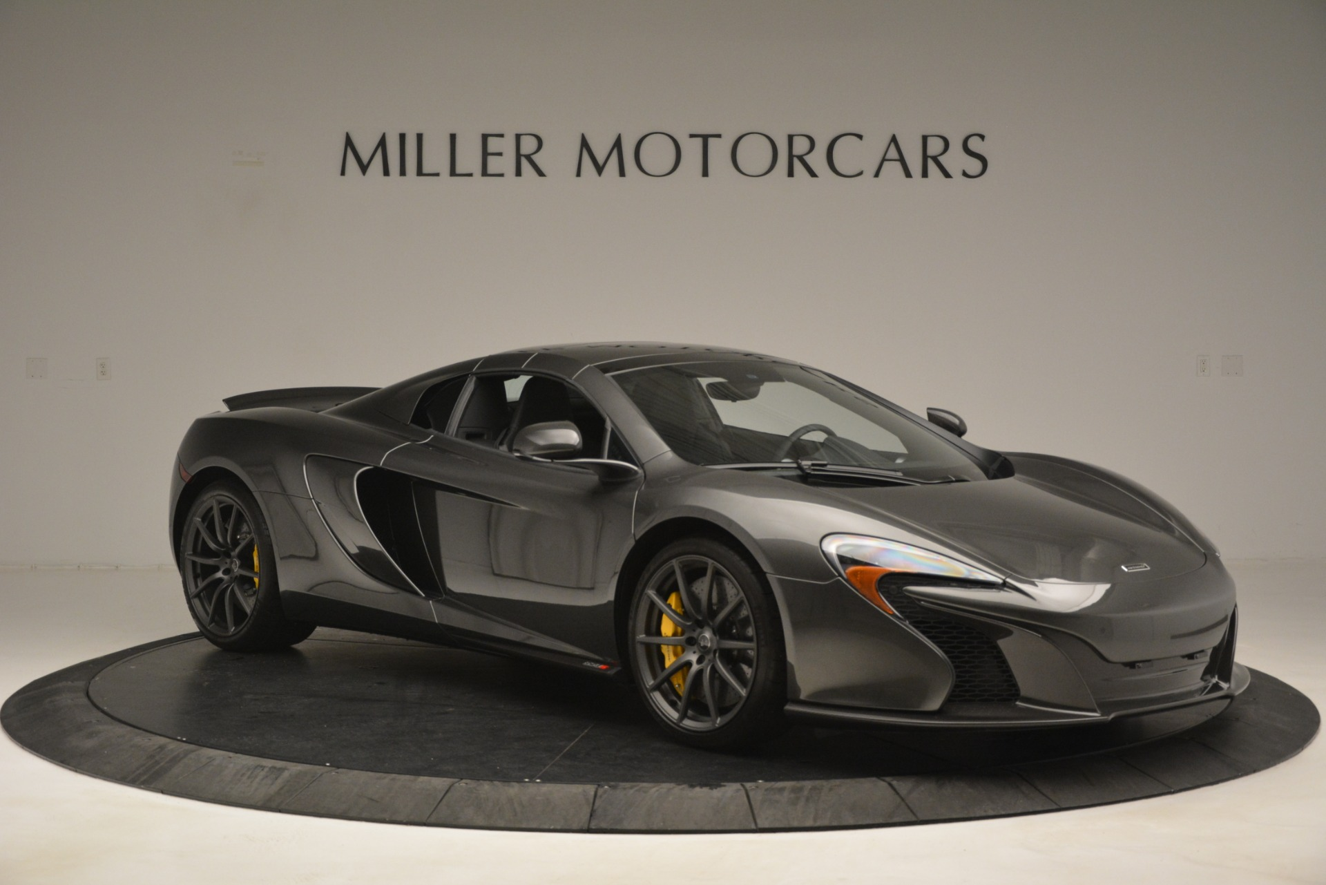 Used 2016 McLaren 650S Spider Convertible For Sale In Greenwich, CT 3062_p20