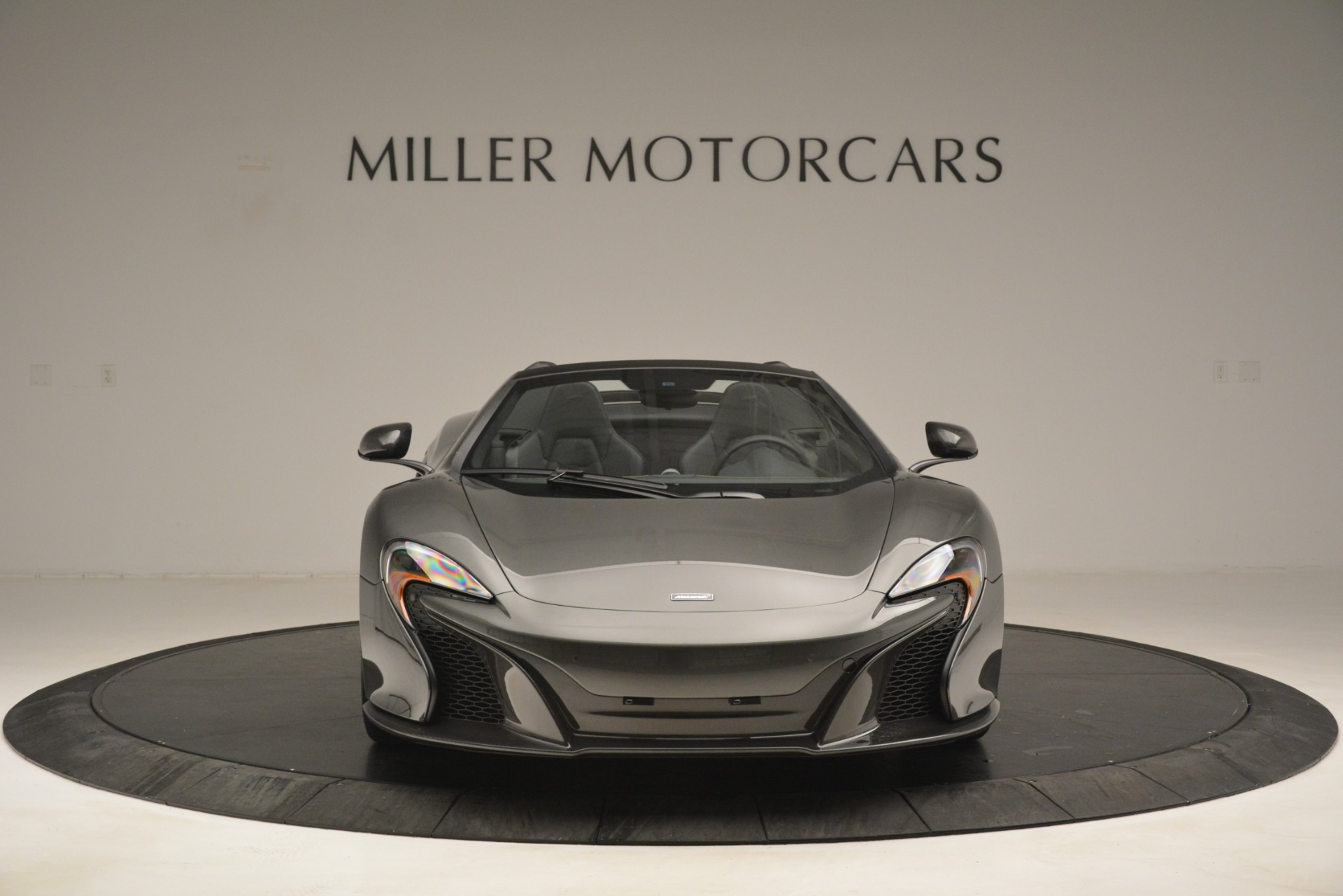 Used 2016 McLaren 650S Spider Convertible For Sale In Greenwich, CT 3062_p21