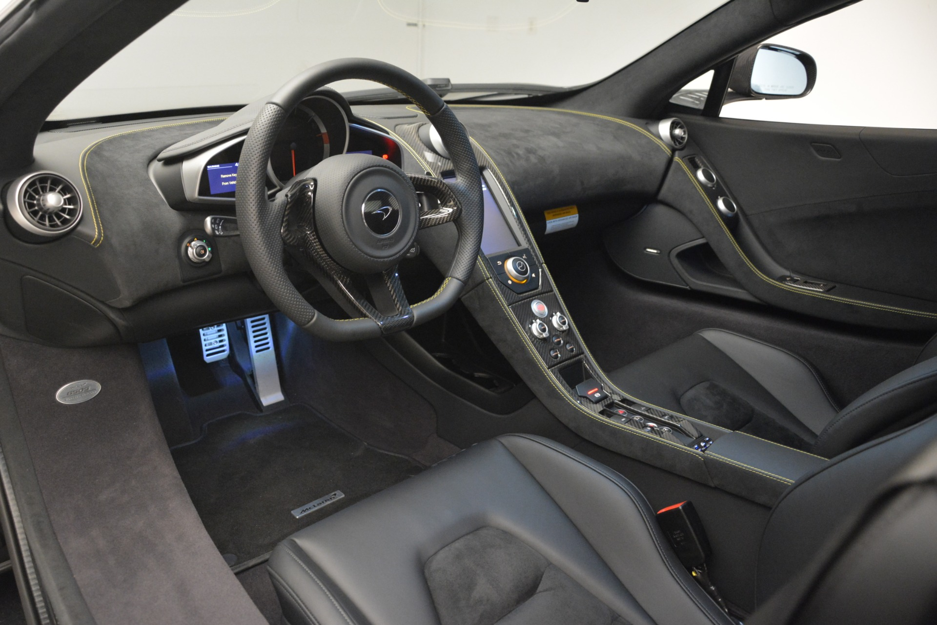 Used 2016 McLaren 650S Spider Convertible For Sale In Greenwich, CT 3062_p22