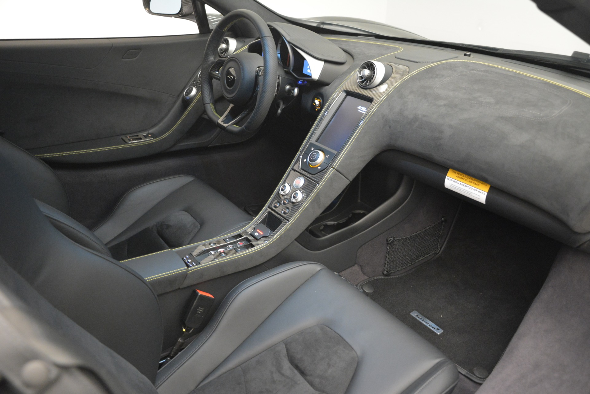 Used 2016 McLaren 650S Spider Convertible For Sale In Greenwich, CT 3062_p25