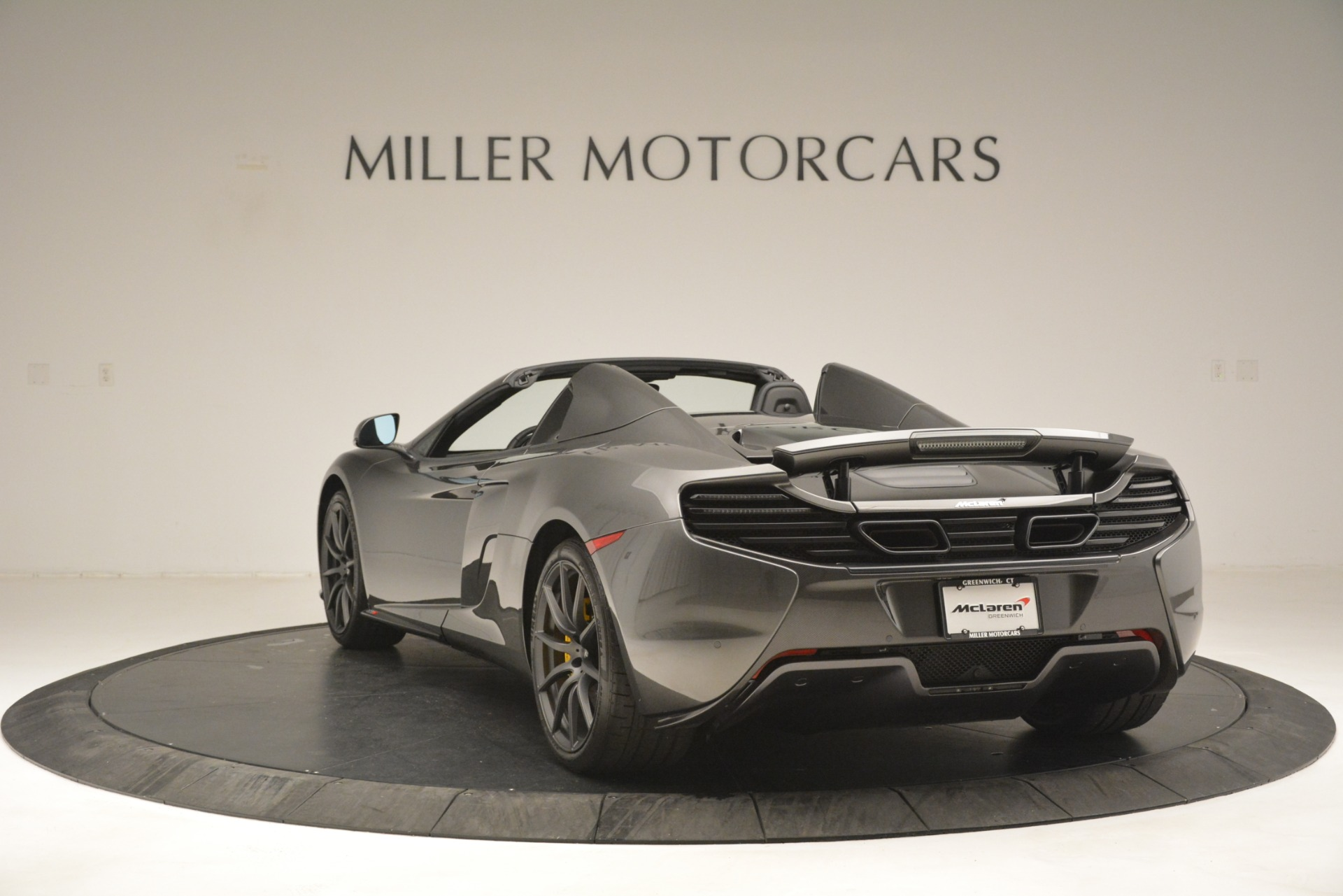 Used 2016 McLaren 650S Spider Convertible For Sale In Greenwich, CT 3062_p5