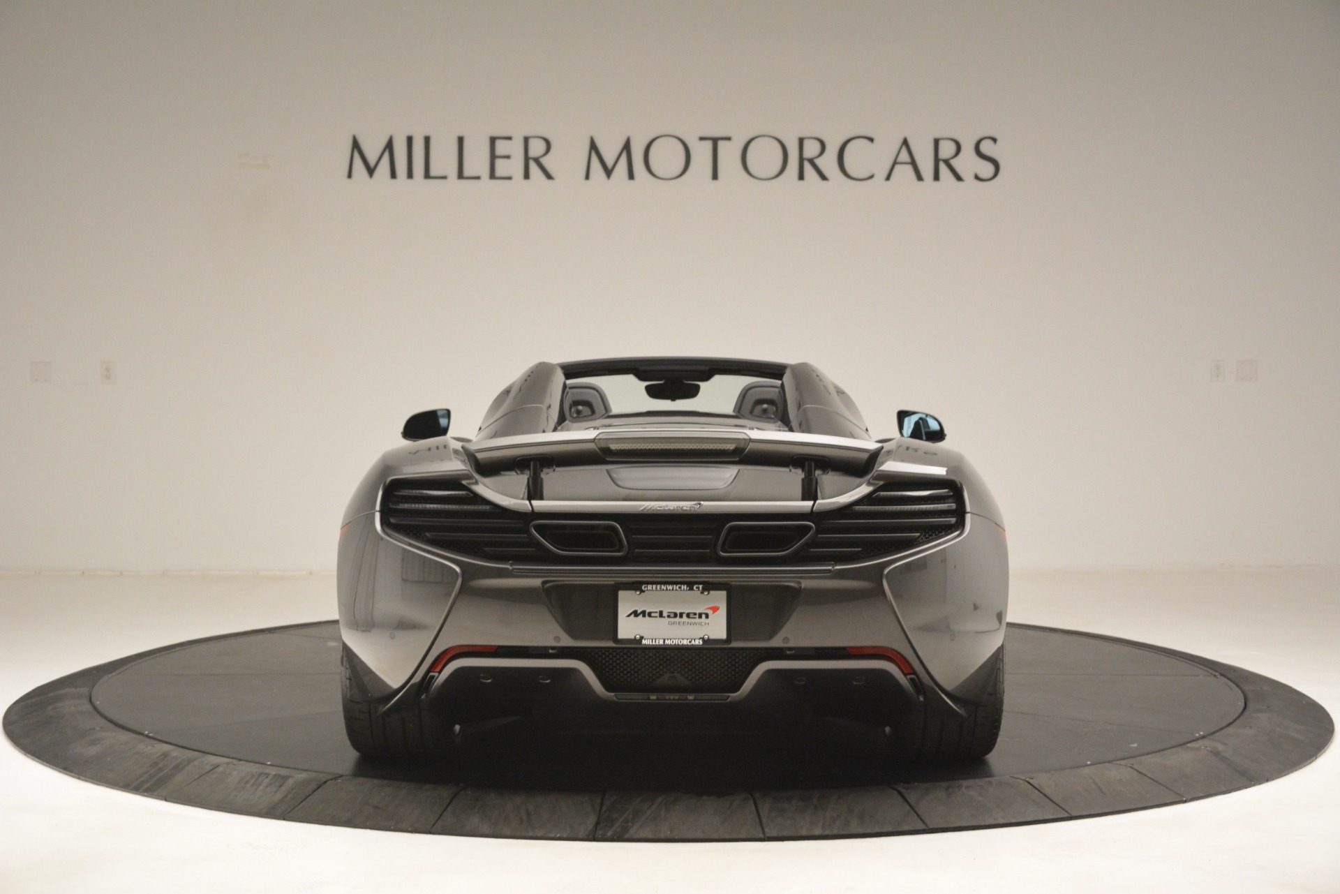 Used 2016 McLaren 650S Spider Convertible For Sale In Greenwich, CT 3062_p6