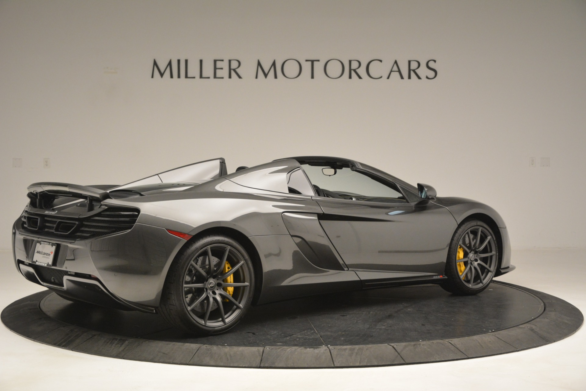 Used 2016 McLaren 650S Spider Convertible For Sale In Greenwich, CT 3062_p8