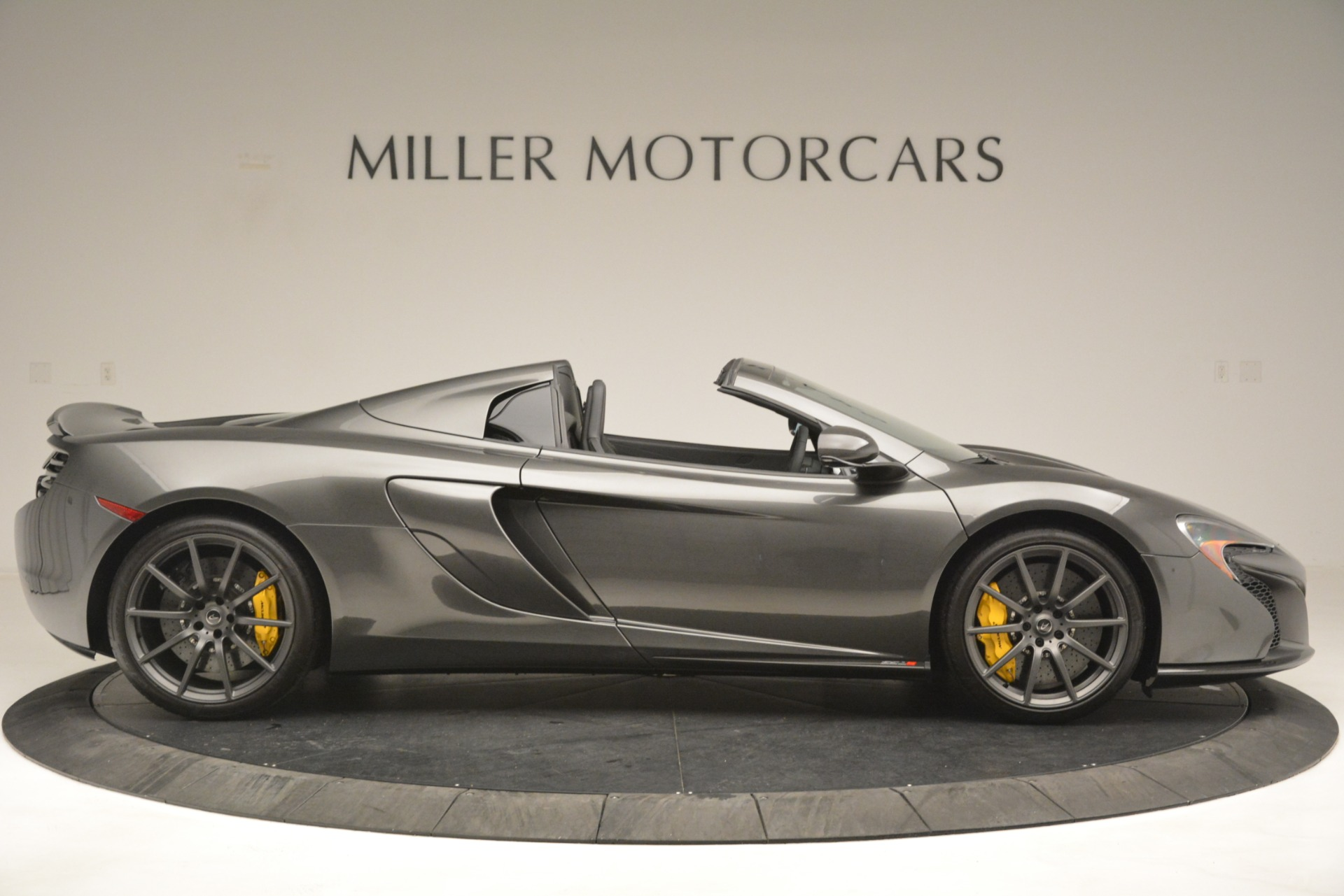 Used 2016 McLaren 650S Spider Convertible For Sale In Greenwich, CT 3062_p9