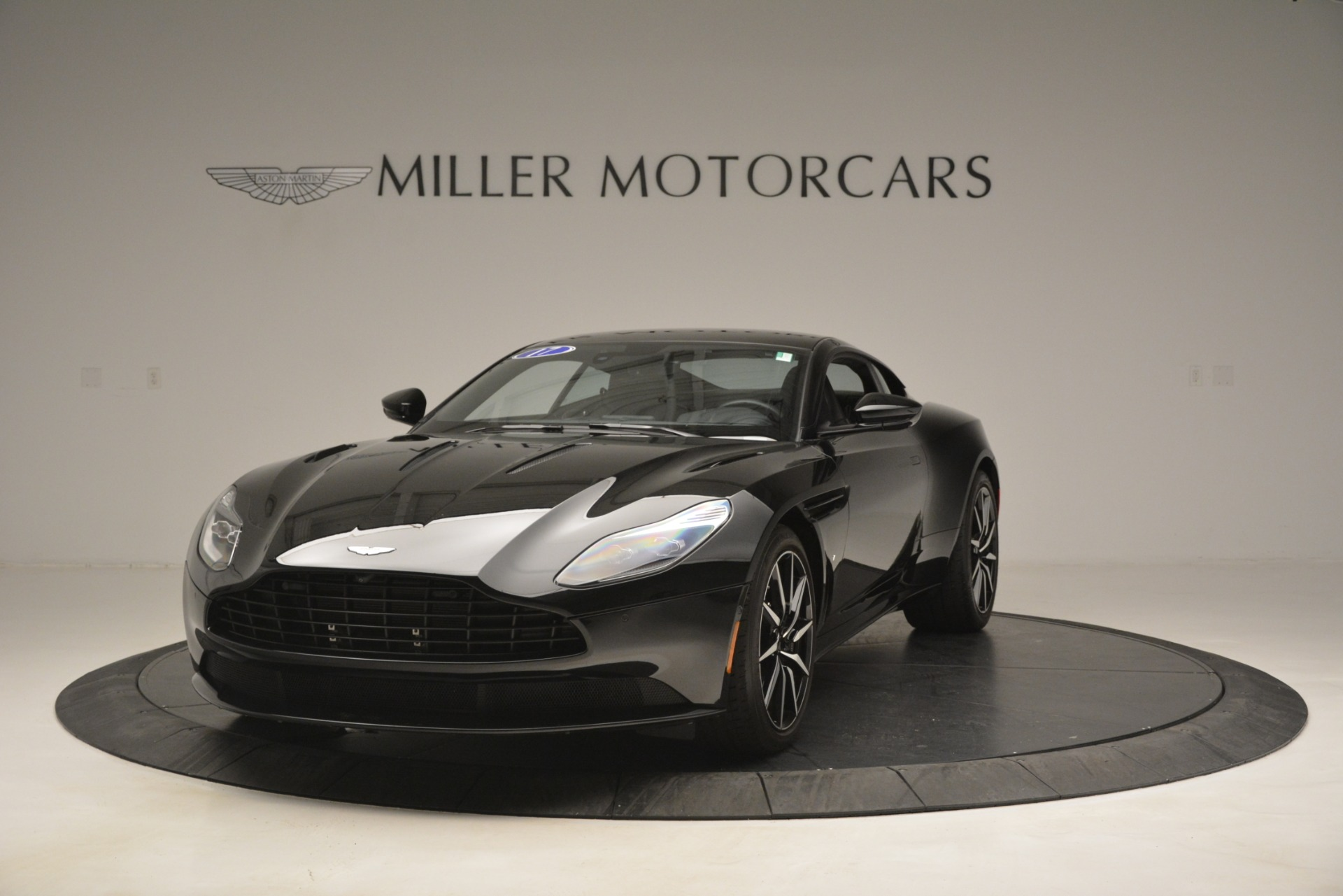 Used 2017 Aston Martin DB11 V12 Coupe For Sale In Greenwich, CT 3064_p2