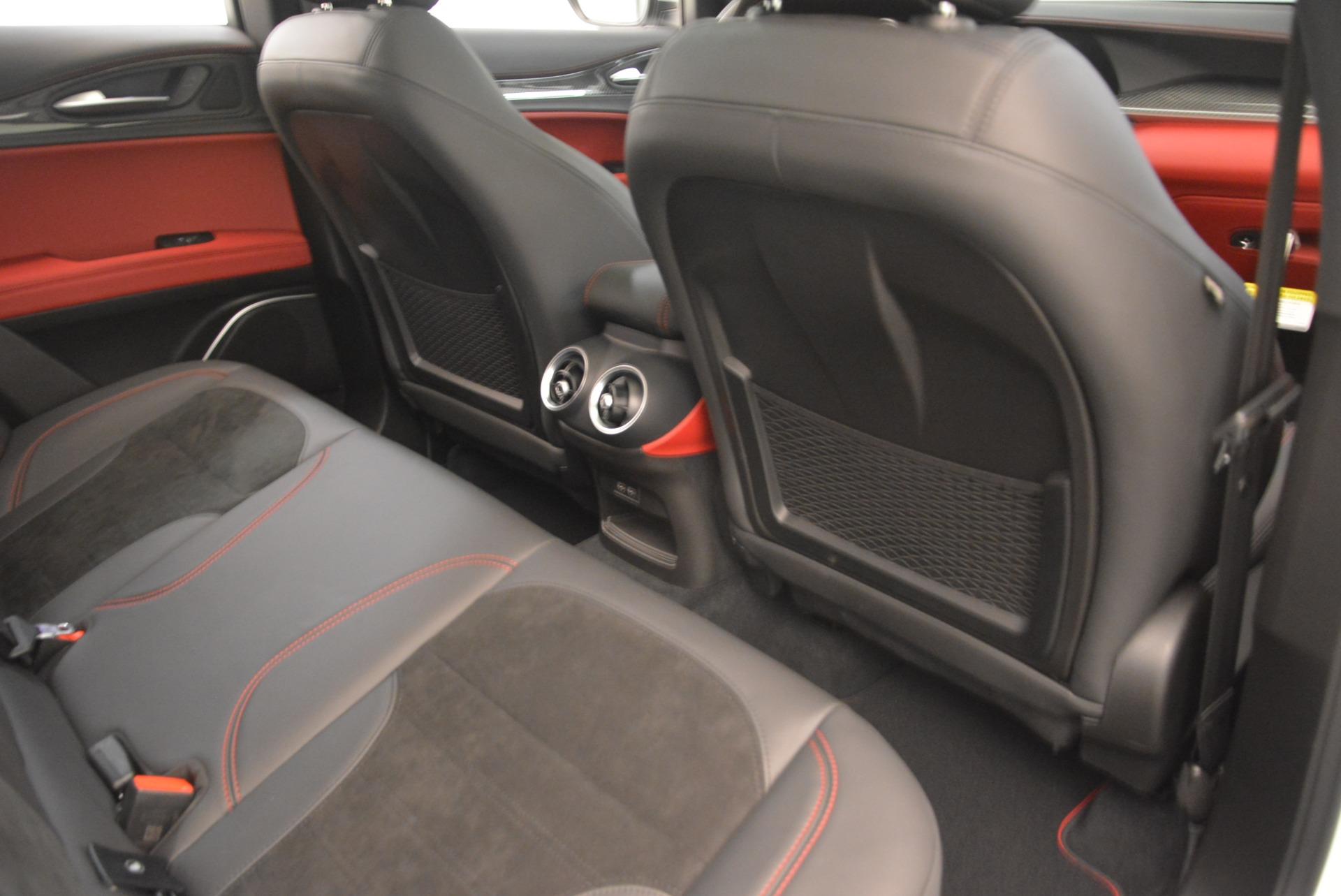 New 2019 Alfa Romeo Stelvio Quadrifoglio For Sale In Greenwich, CT 3065_p23